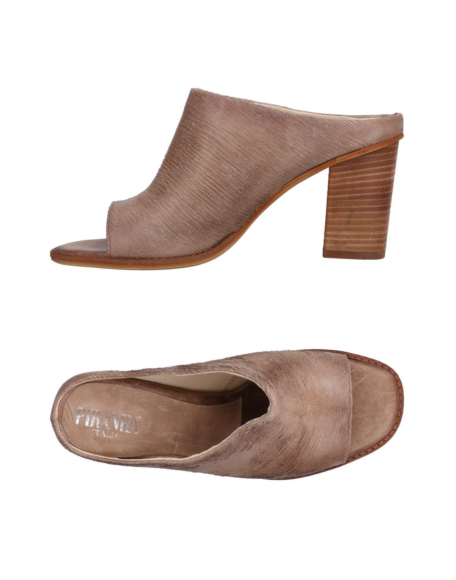 Piranha Pantoletten Damen  11518685WB Gute Qualität beliebte Schuhe