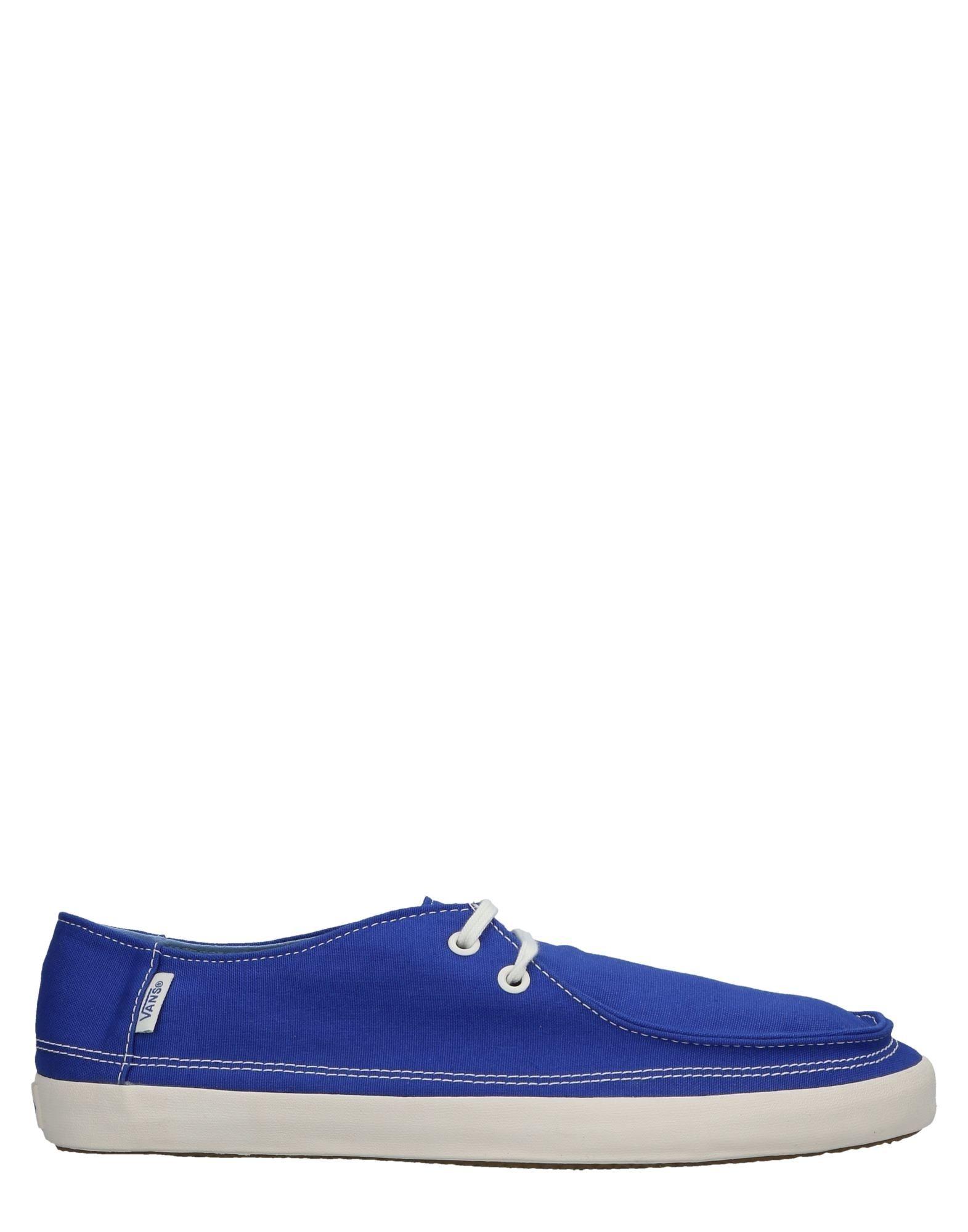 Homme Chaussures Bleu Sneakers Vans Les qSCYggTEw