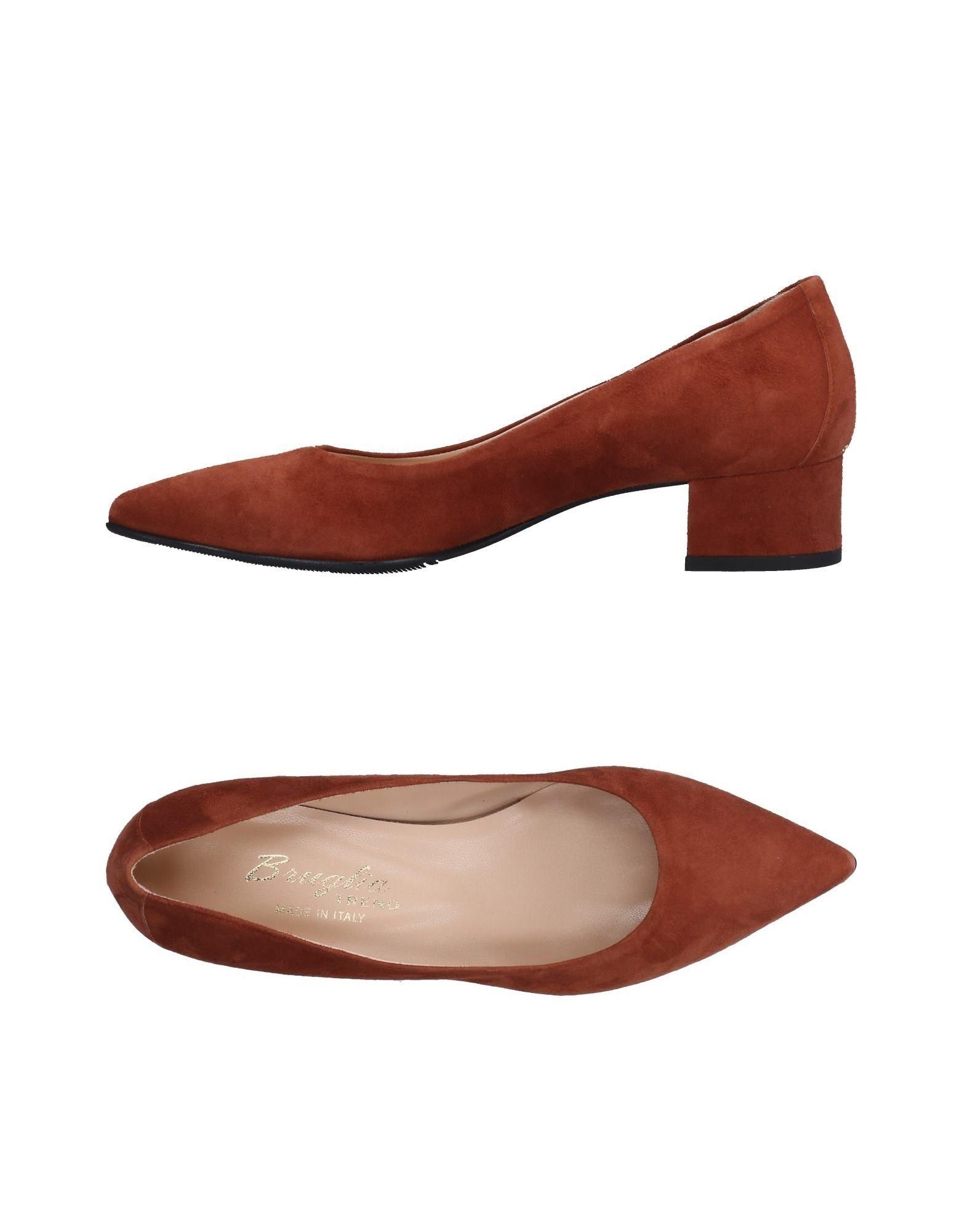 Stilvolle billige Schuhe F.Lli Bruglia Pumps Damen  11518722KP