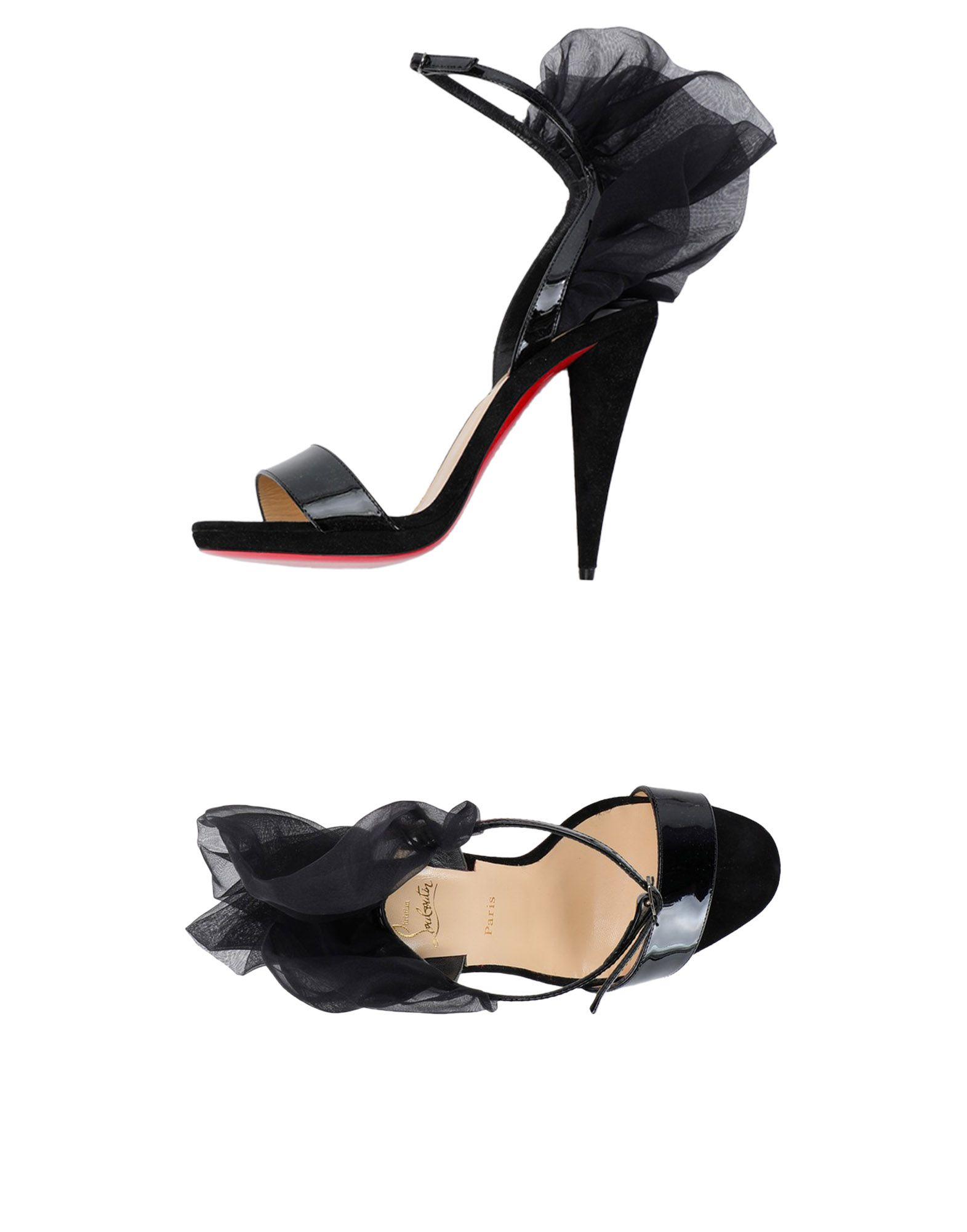 Christian Christian Louboutin Sandals - Women Christian Christian Louboutin Sandals online on  Australia - 11518751XO 1d1194