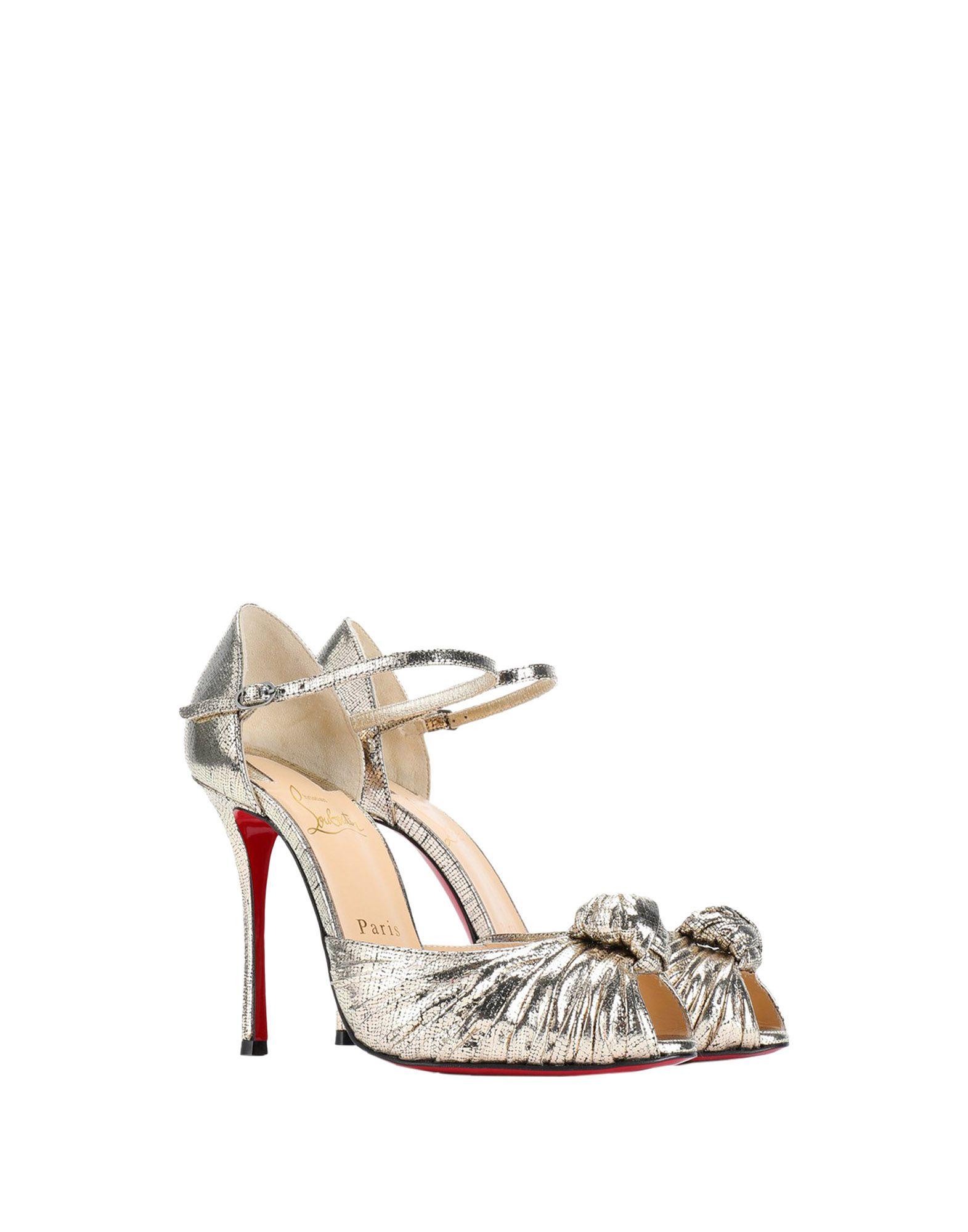 Christian Louboutin 11518778RUGünstige Sandalen Damen  11518778RUGünstige Louboutin gut aussehende Schuhe e17e93