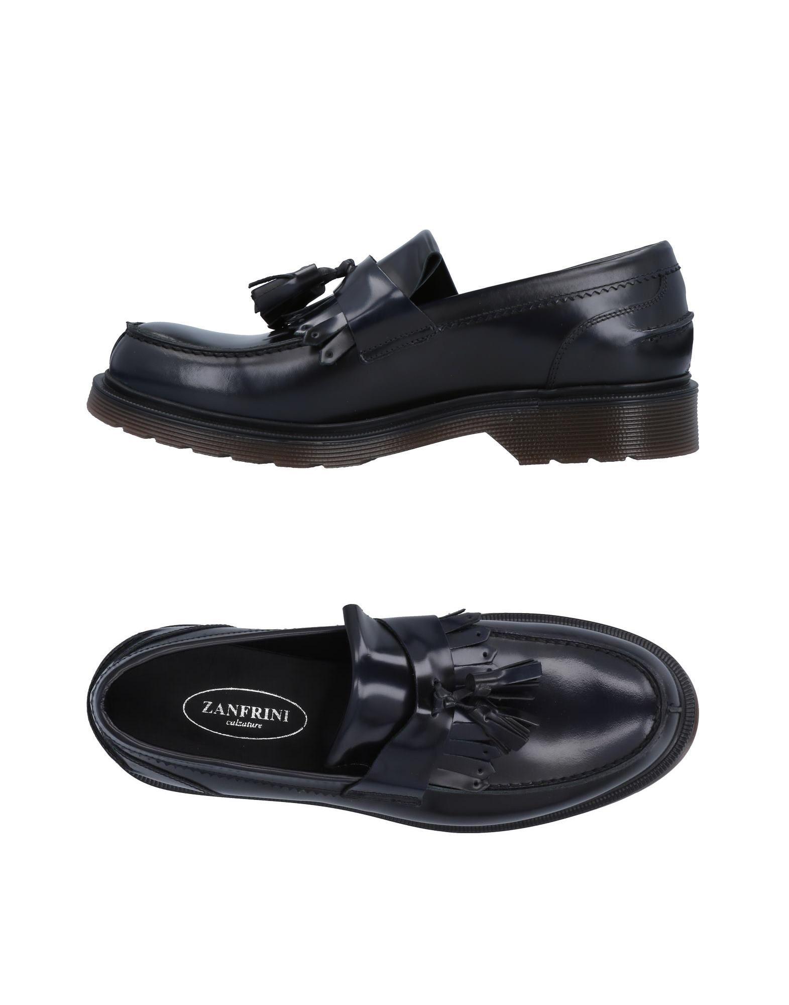 Rabatt echte Schuhe Zanfrini Cantù Mokassins Herren  11518790WL