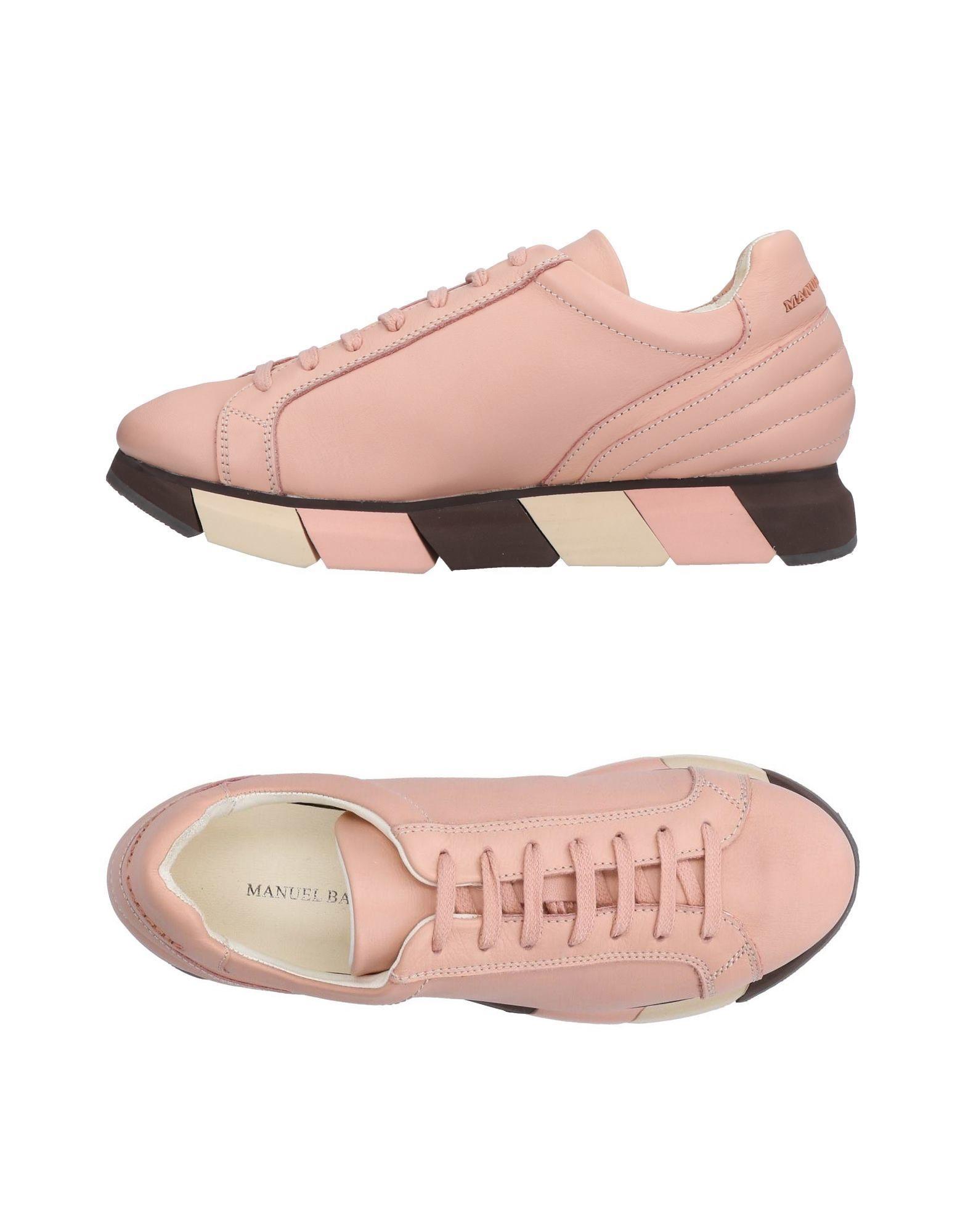 Stilvolle billige Schuhe Manuel Barceló Sneakers Damen  11518832HJ