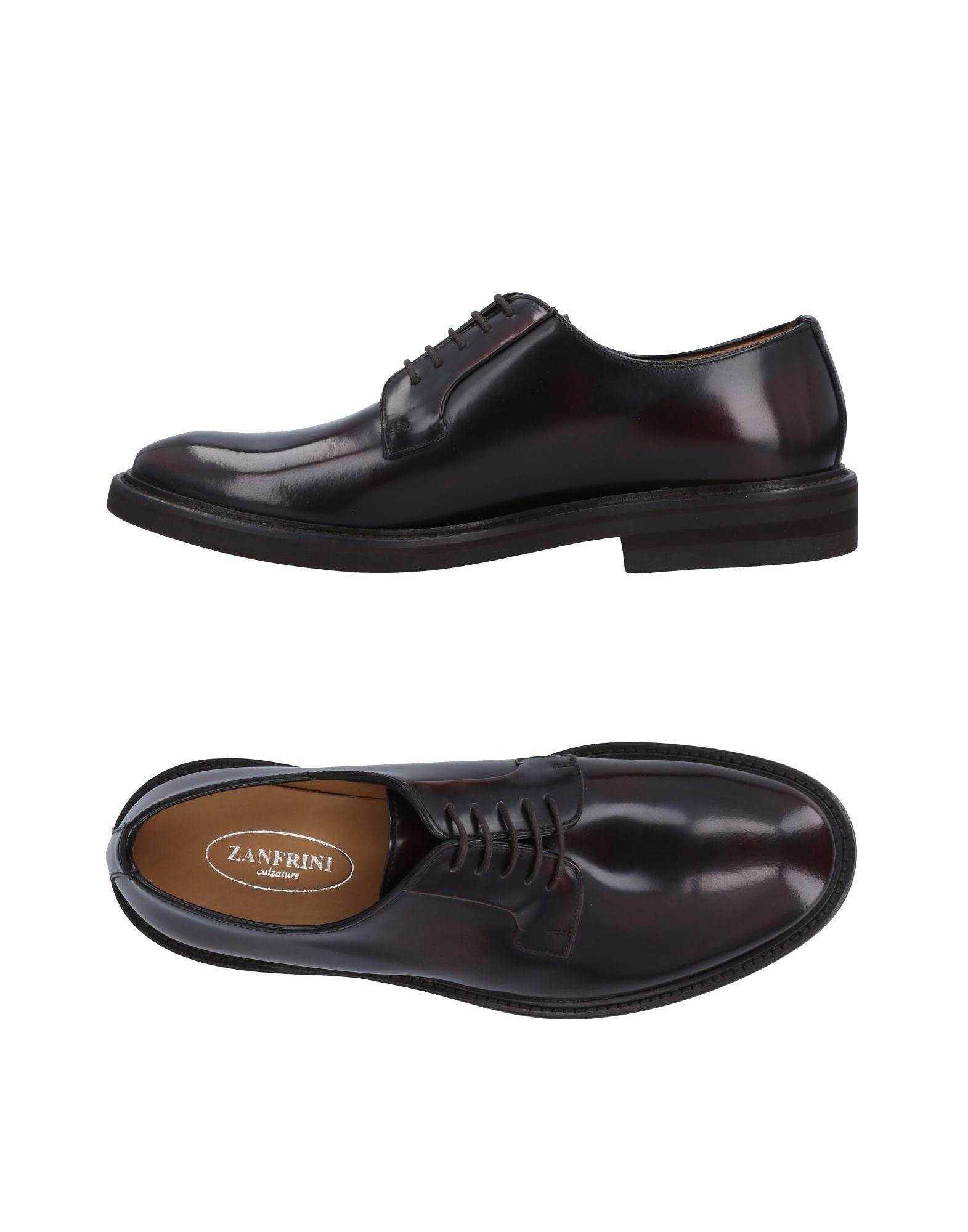 Rabatt echte Schuhe Zanfrini Cantù Schnürschuhe Herren  11518837BP