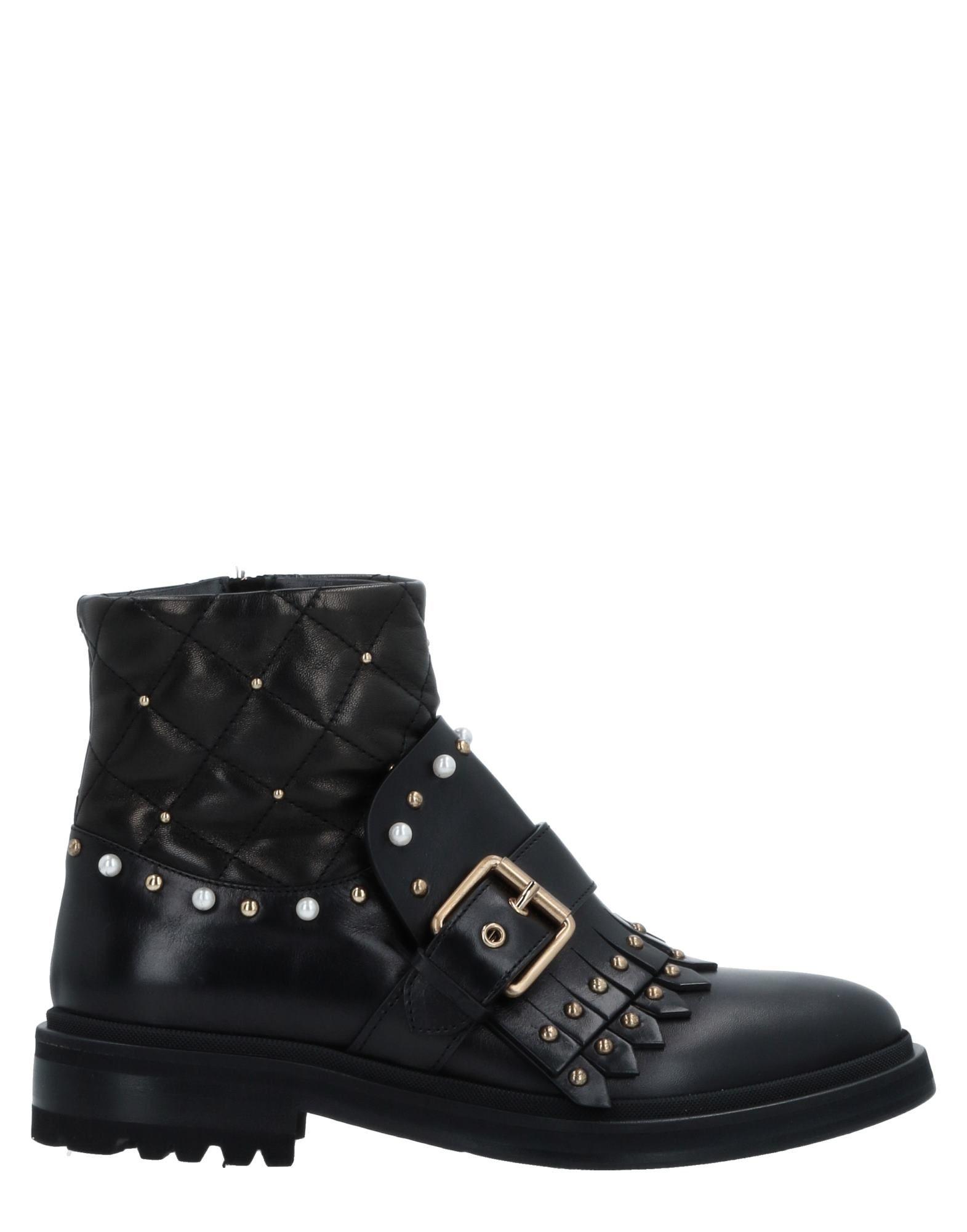 Fabi Stiefelette Damen  11518842NXGünstige gut aussehende Schuhe