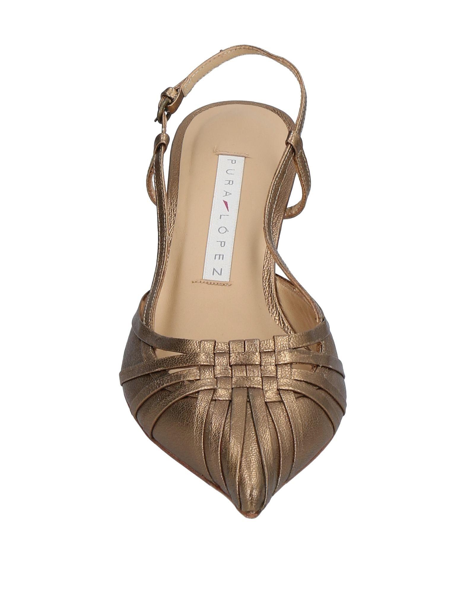 Pura López Pumps aussehende Damen  11518879HRGut aussehende Pumps strapazierfähige Schuhe f0f751