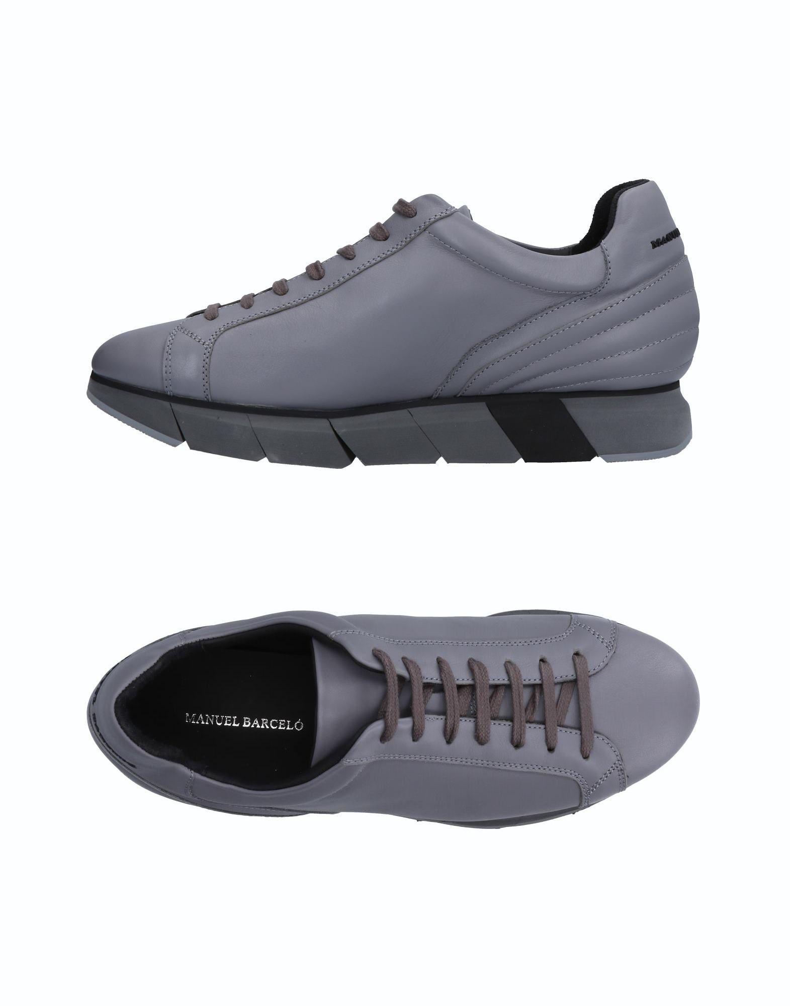 Rabatt echte Schuhe Manuel Barceló Sneakers Herren  11518935TE