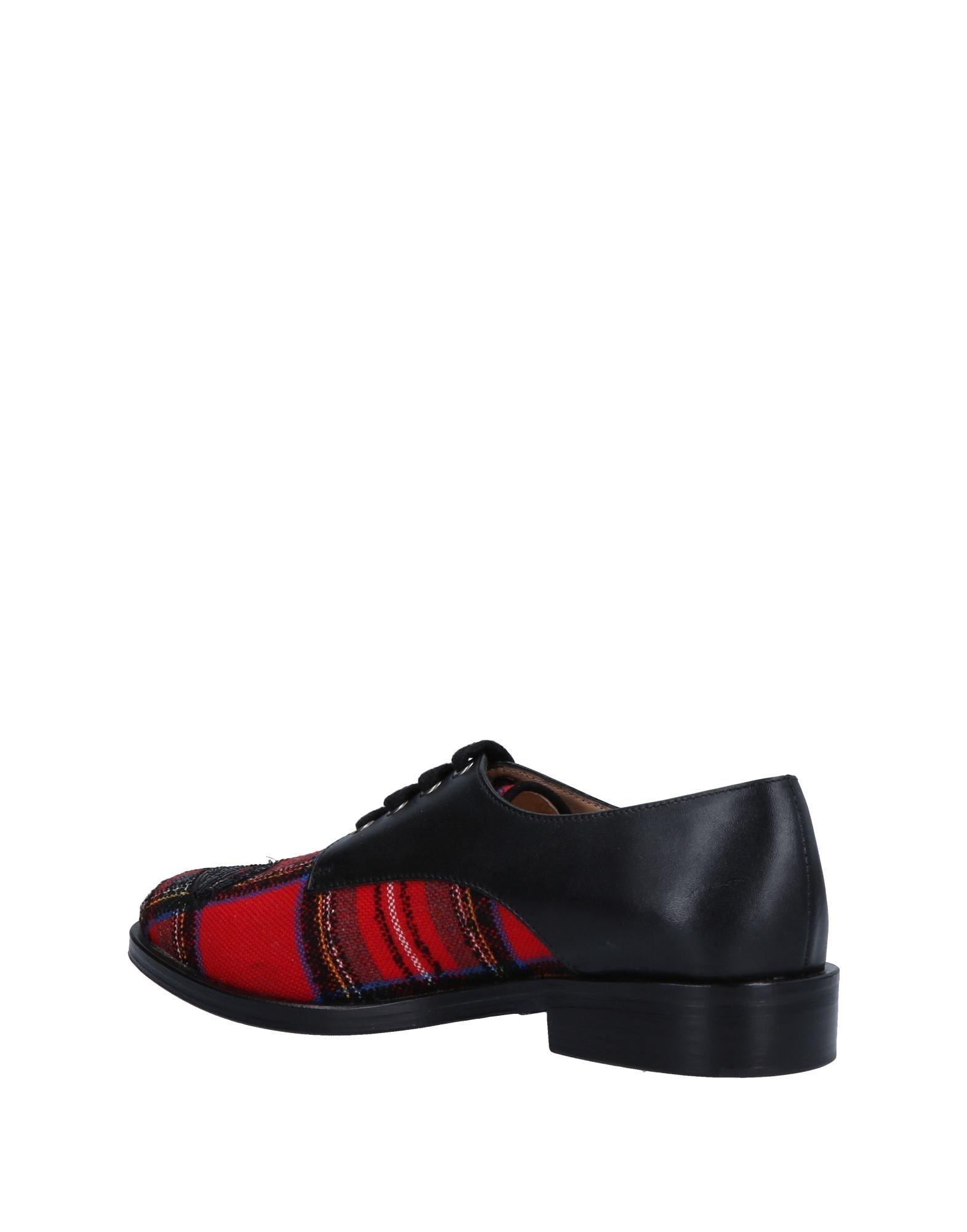 Stilvolle Lupfer billige Schuhe Markus Lupfer Stilvolle Schnürschuhe Damen  11519065OR 3afac3