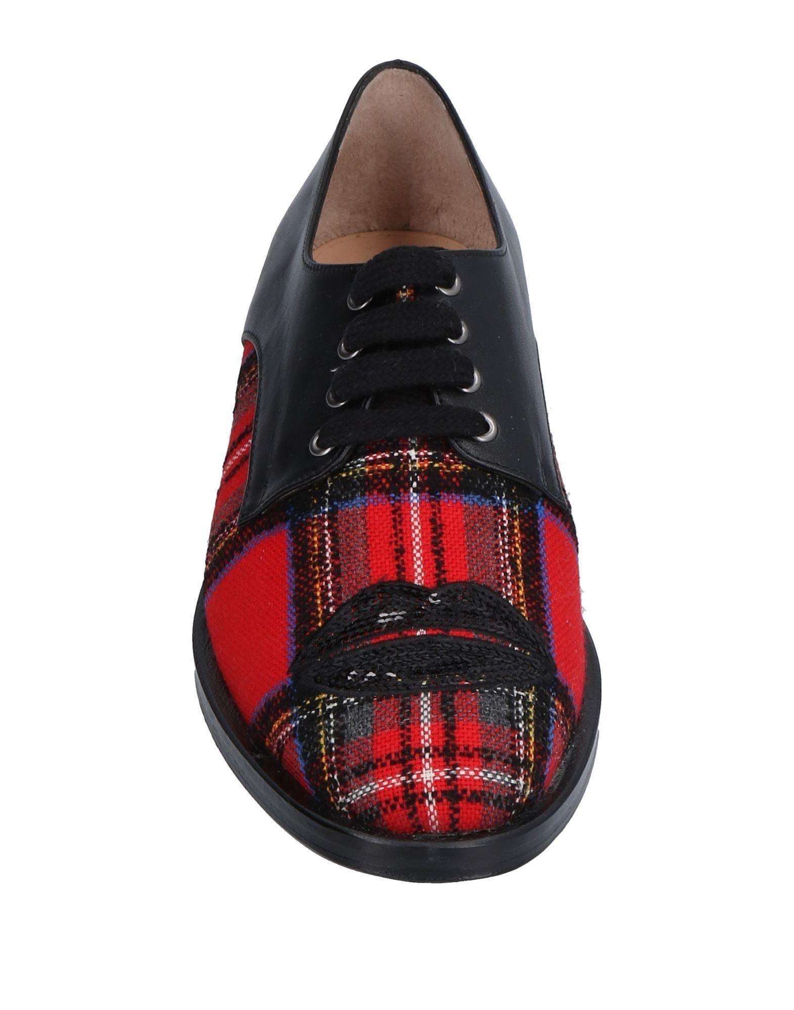 Stilvolle Schnürschuhe billige Schuhe Markus Lupfer Schnürschuhe Stilvolle Damen  11519065OR 731b14