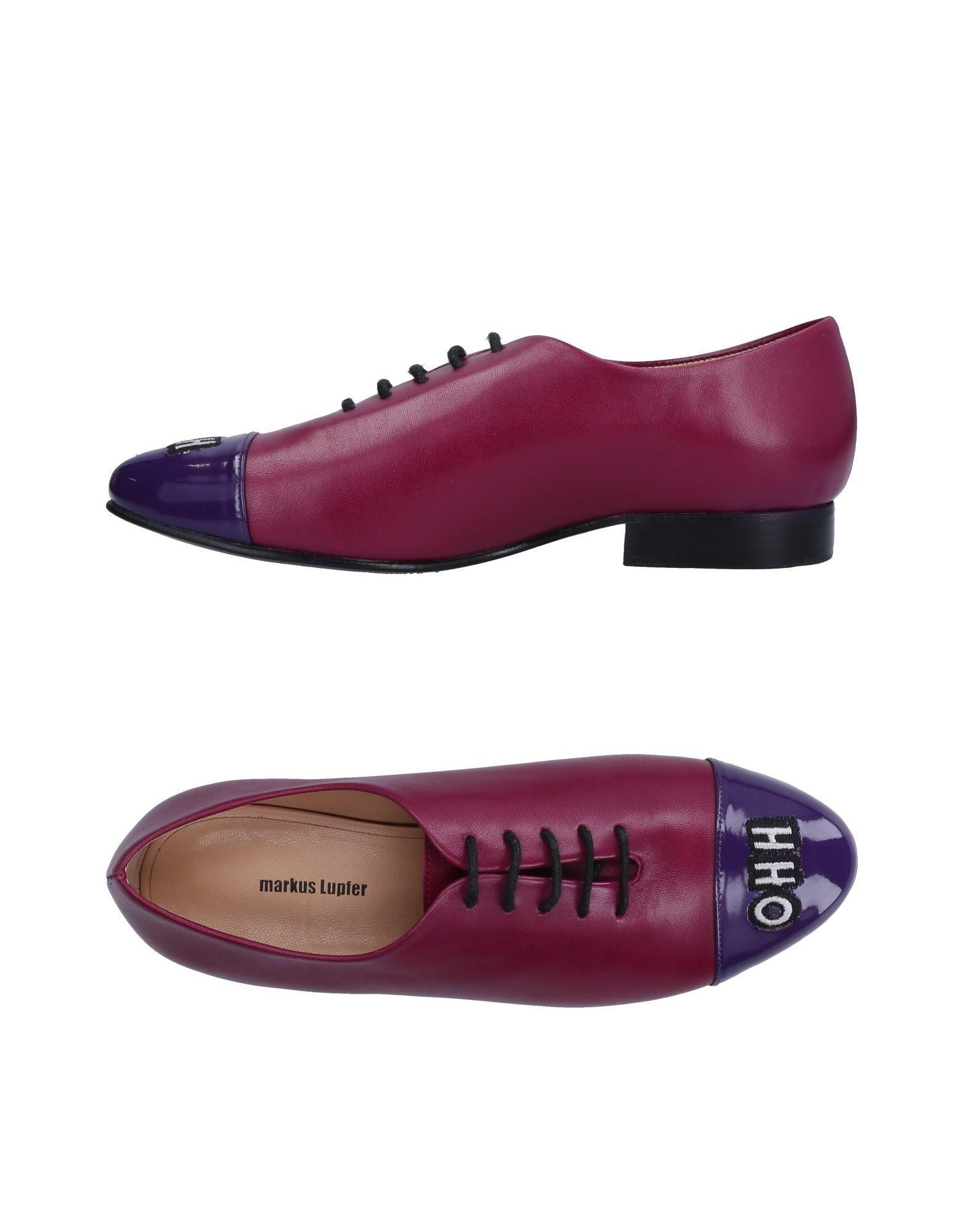 Rabatt Schuhe Markus Lupfer Schnürschuhe Damen  11519068SL