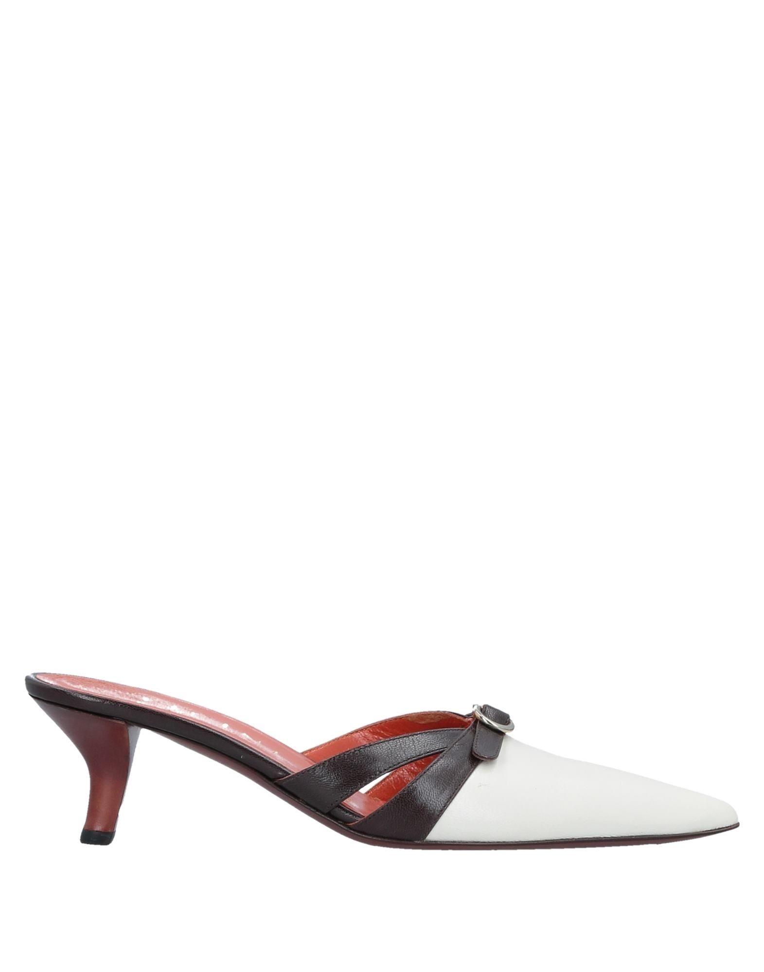 Gut um billige Schuhe zu tragenVicini Pantoletten Damen  11519147FG