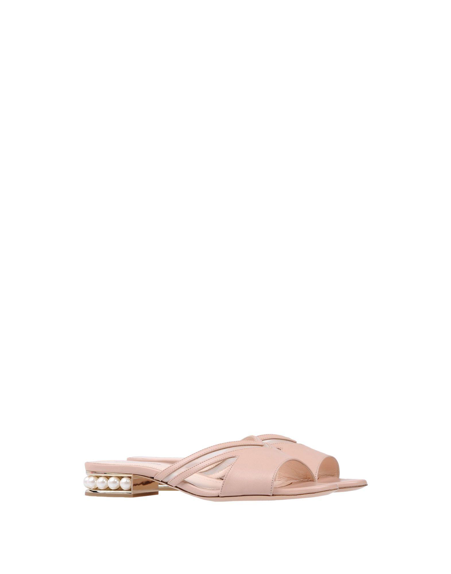 Nicholas Kirkwood Sandalen Damen aussehende  11519148JUGünstige gut aussehende Damen Schuhe 371778