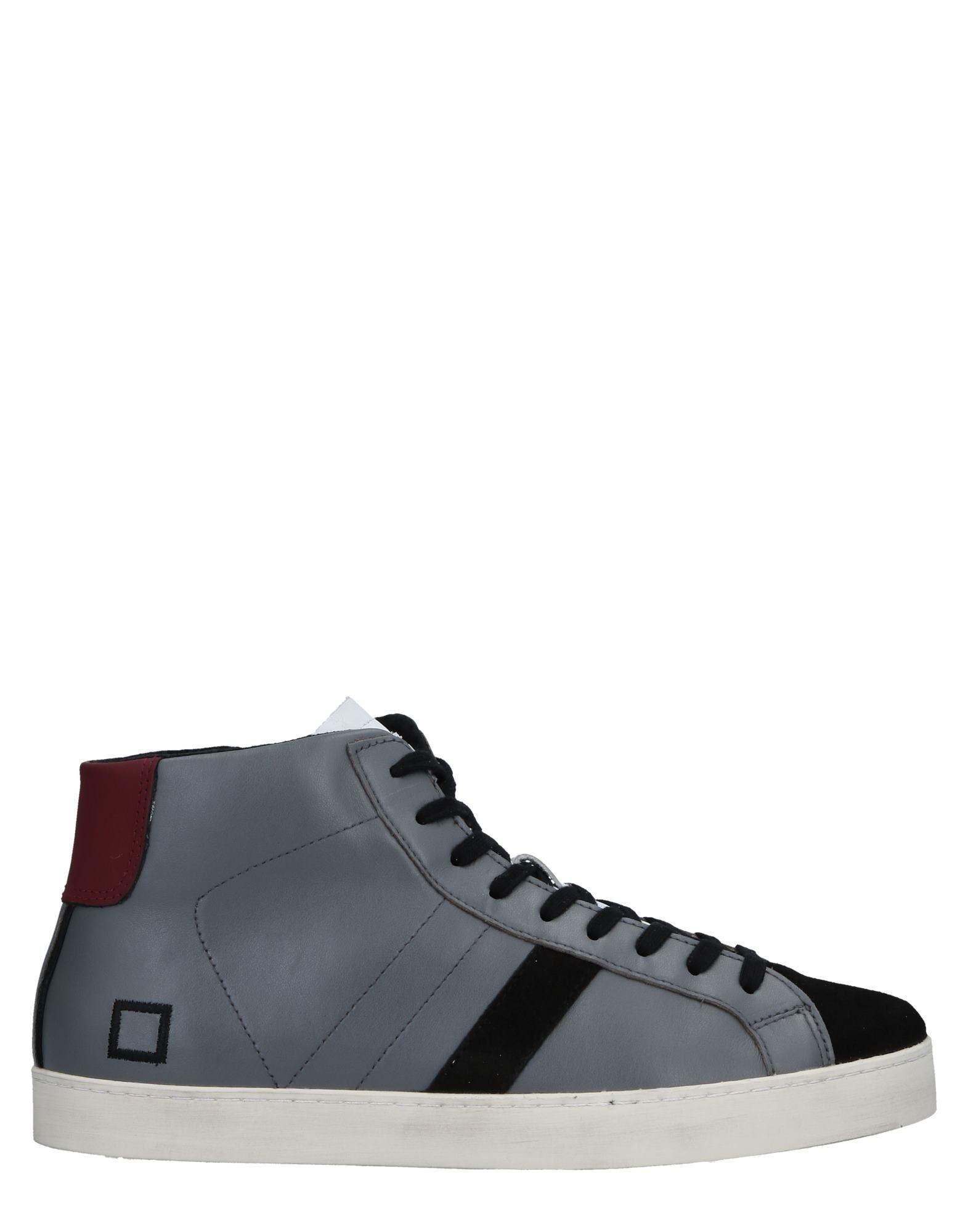 Rabatt echte Schuhe D.A.T.E. Sneakers Herren  11519177MK