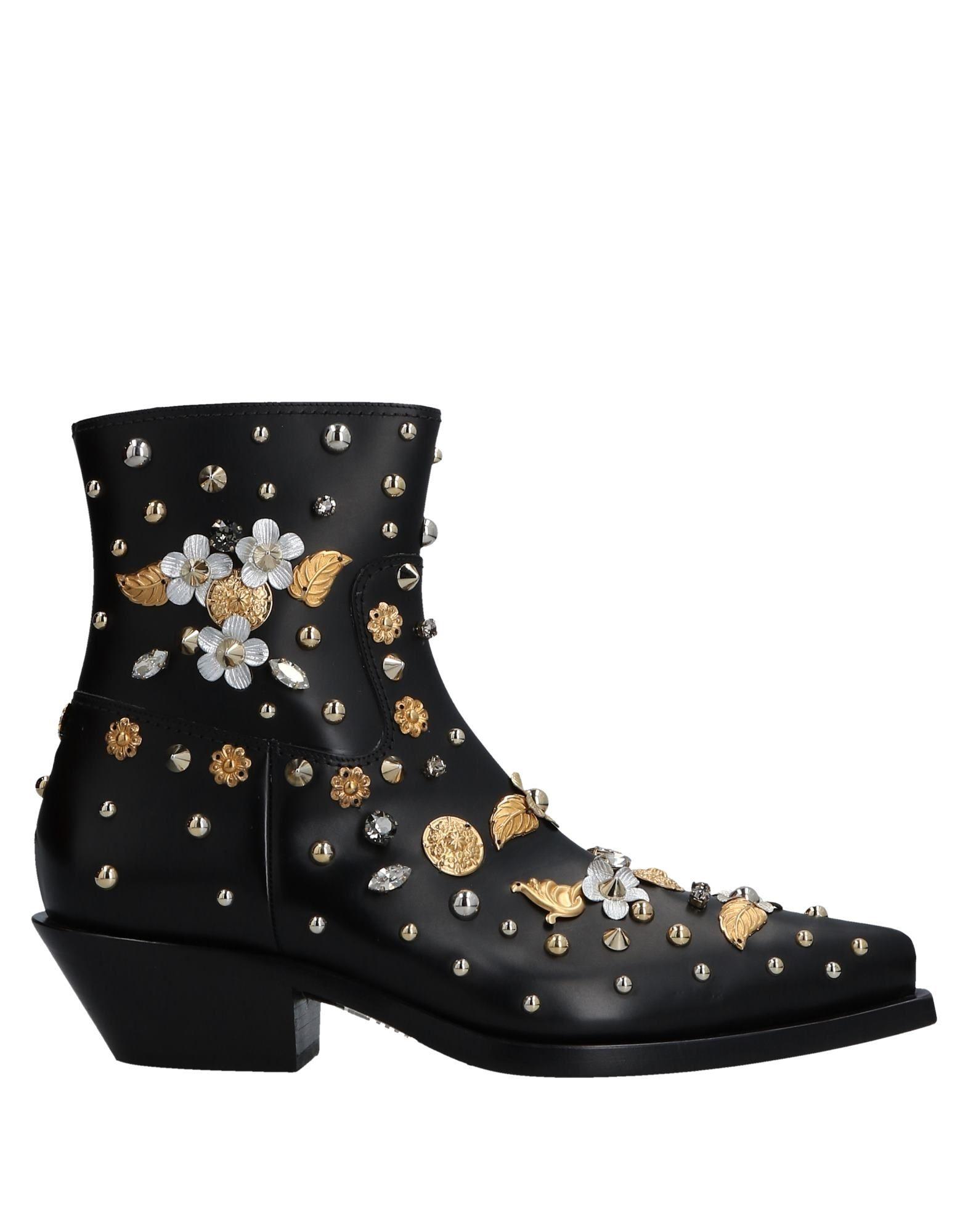 Dolce & Gabbana Stiefelette Damen  11519181SMGünstige gut aussehende Schuhe