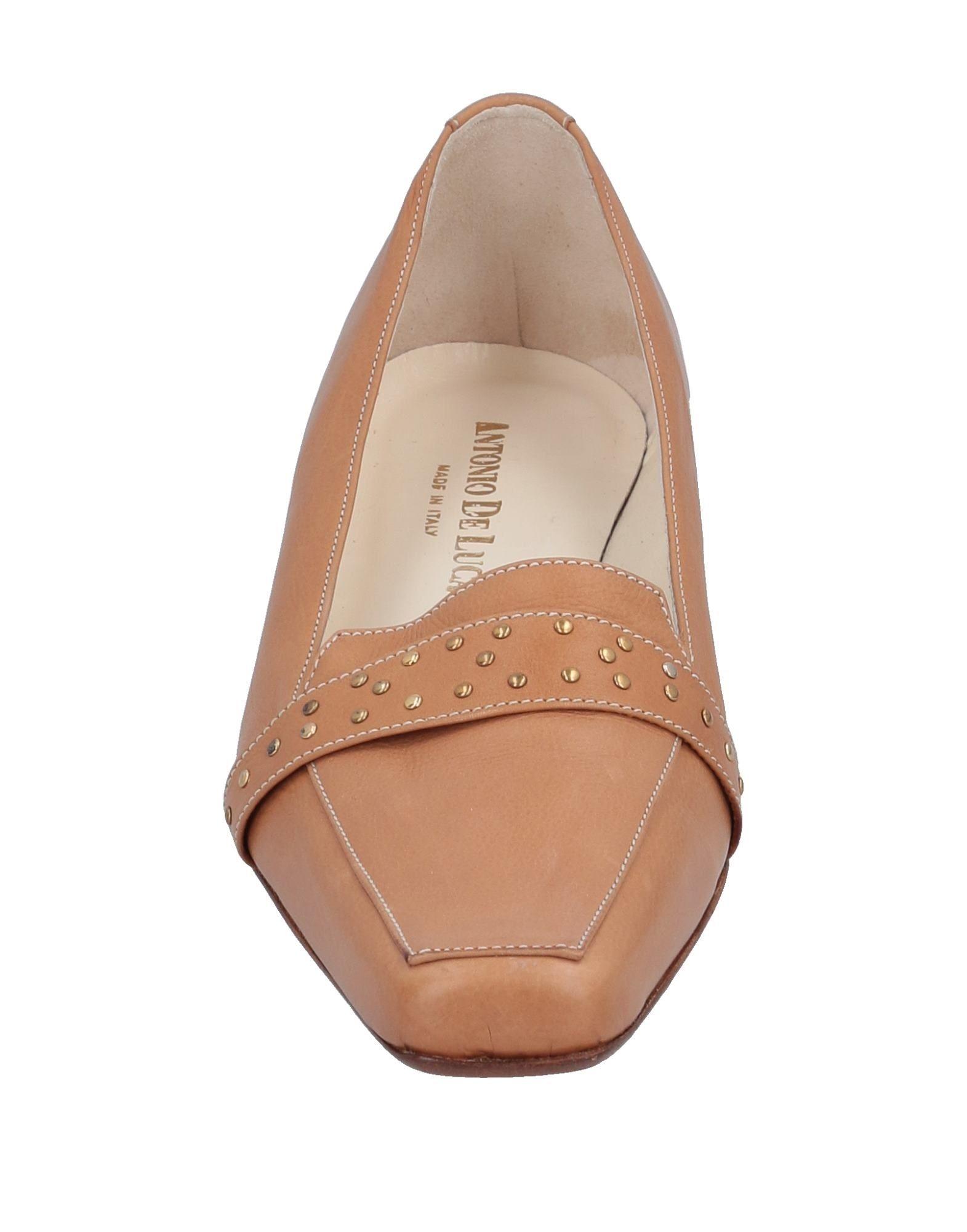 Stilvolle billige Mokassins Schuhe Antonio De Luca Mokassins billige Damen  11519268DS cc2c30