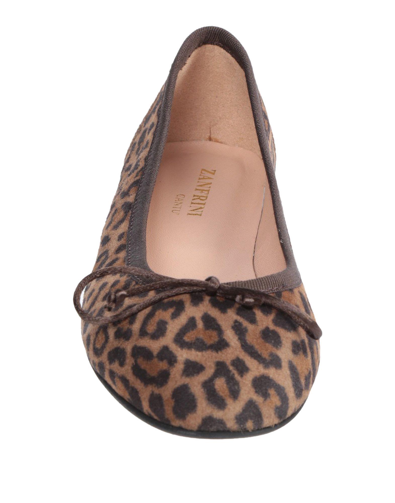 Zanfrini Cantù Ballerinas Ballerinas Cantù Damen  11519280PF Gute Qualität beliebte Schuhe c517f4