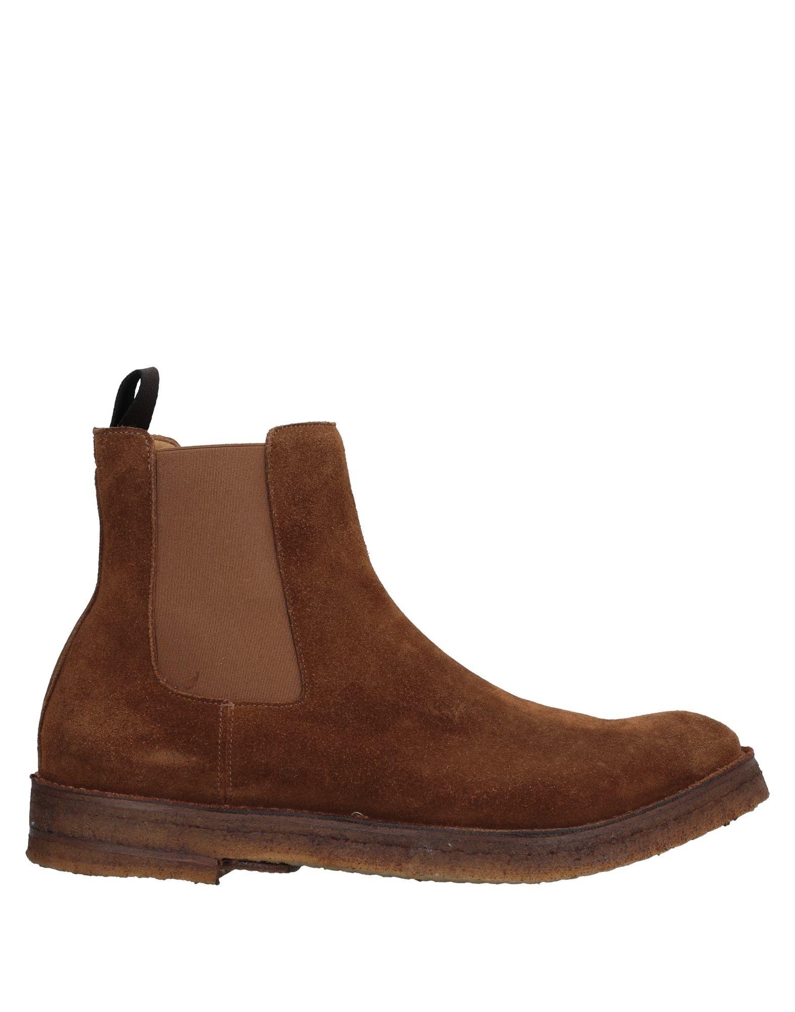Officine Creative Italia Stiefelette Herren  11519324BN Gute Qualität beliebte Schuhe