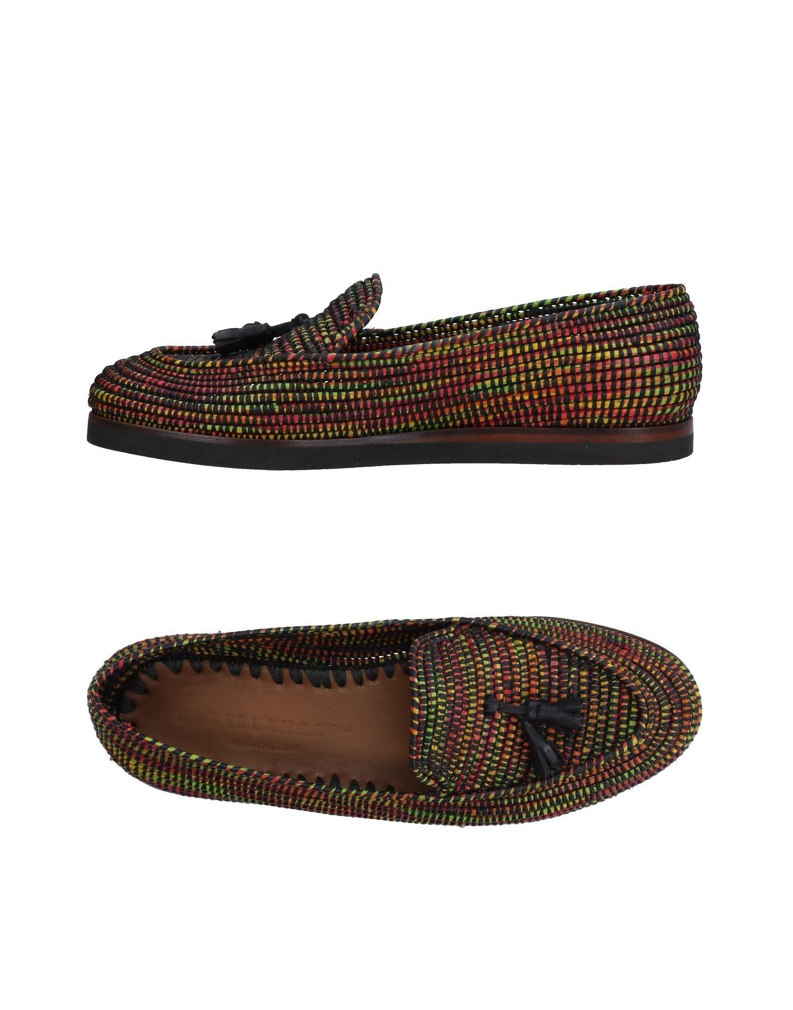 Rabatt echte Schuhe Casablanca 1942 Mokassins Herren  11519431ND