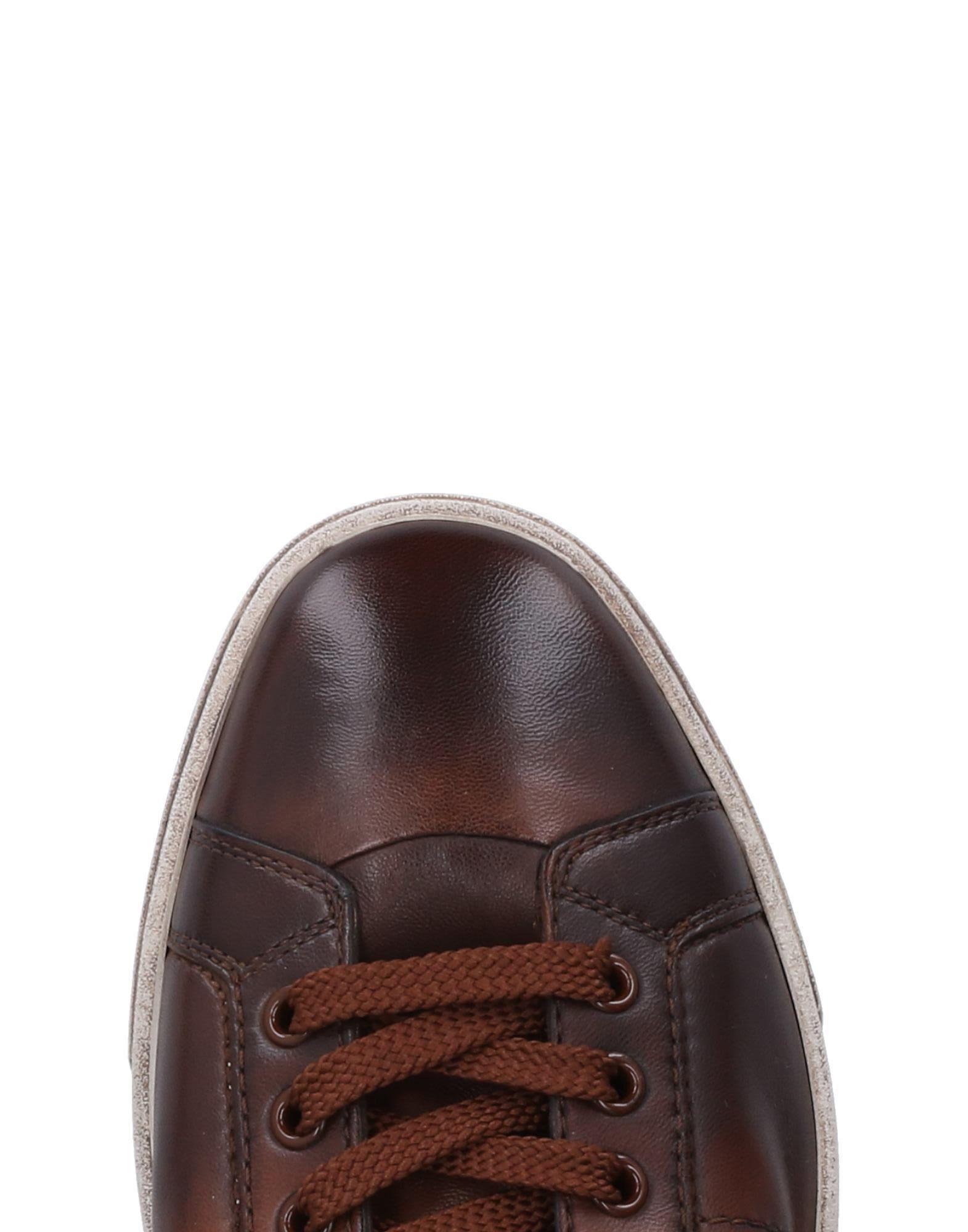 Moda Sneakers Santoni Uomo - 11519487BP
