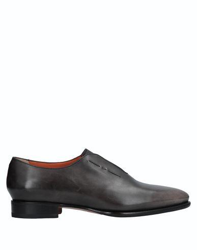 Zapatos con descuento Mocasines Mocasín Santoni Hombre - Mocasines descuento Santoni - 11519500FL Café bdd7a2