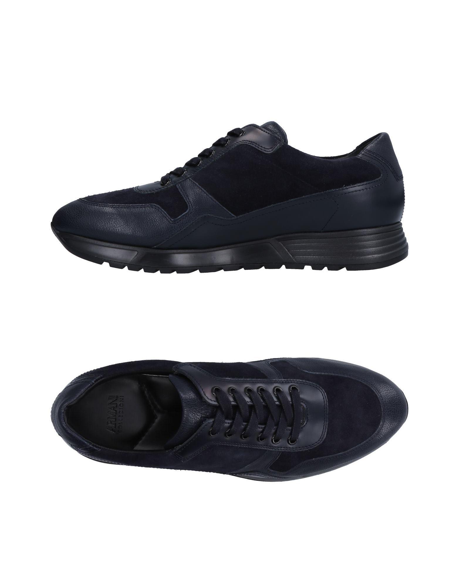 Armani Collezioni Collezioni Sneakers - Men Armani Collezioni Collezioni Sneakers online on  United Kingdom - 11519562MR 28a6ef