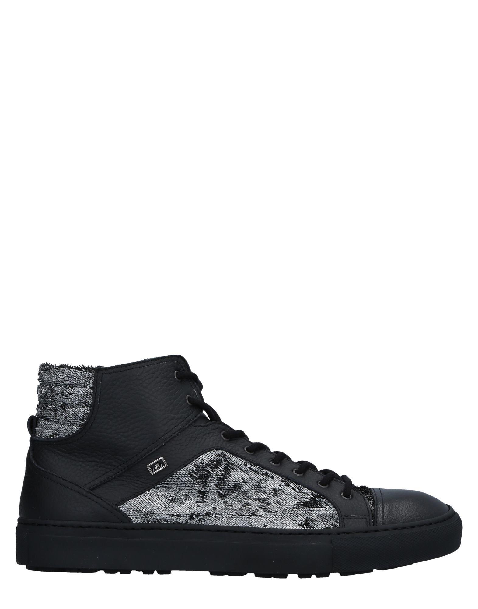 Sneakers Giovanni Conti Homme - Sneakers Giovanni Conti  Argent Super rabais
