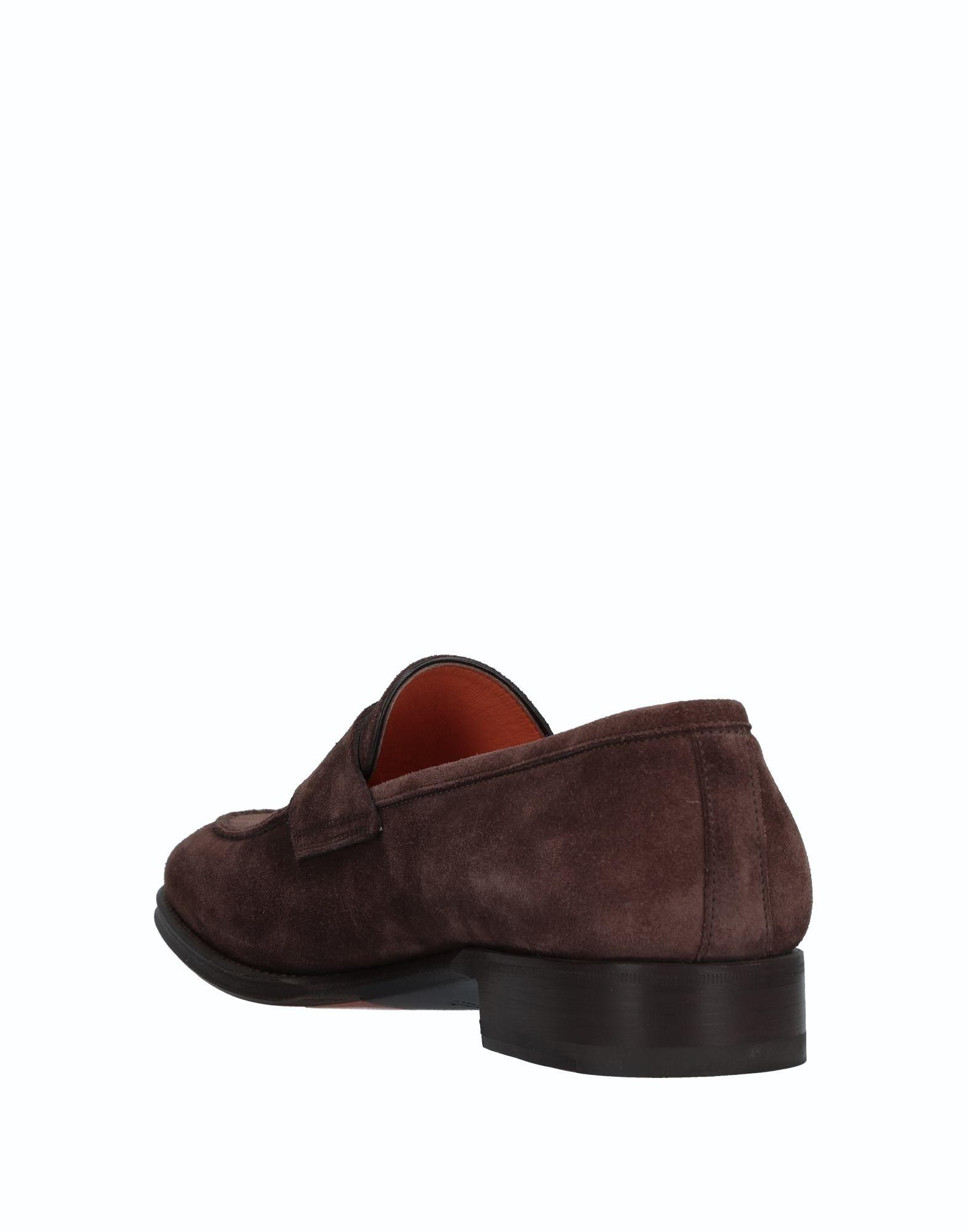 Santoni Mokassins Herren  11519615BS Gute Qualität beliebte Schuhe