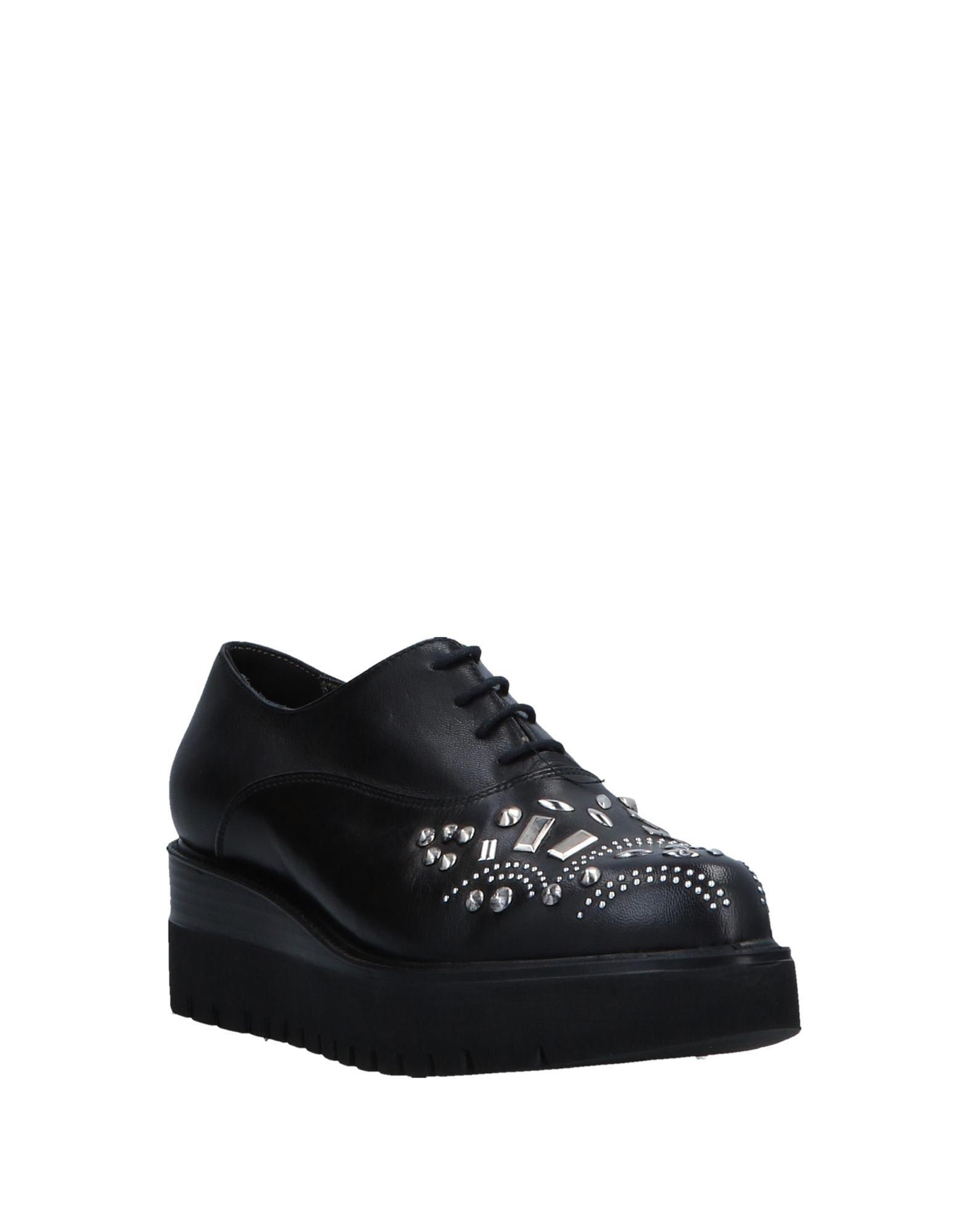 Tosca Shoes Blu Shoes Tosca Schnürschuhe Damen  11519690TM 2c8c1b