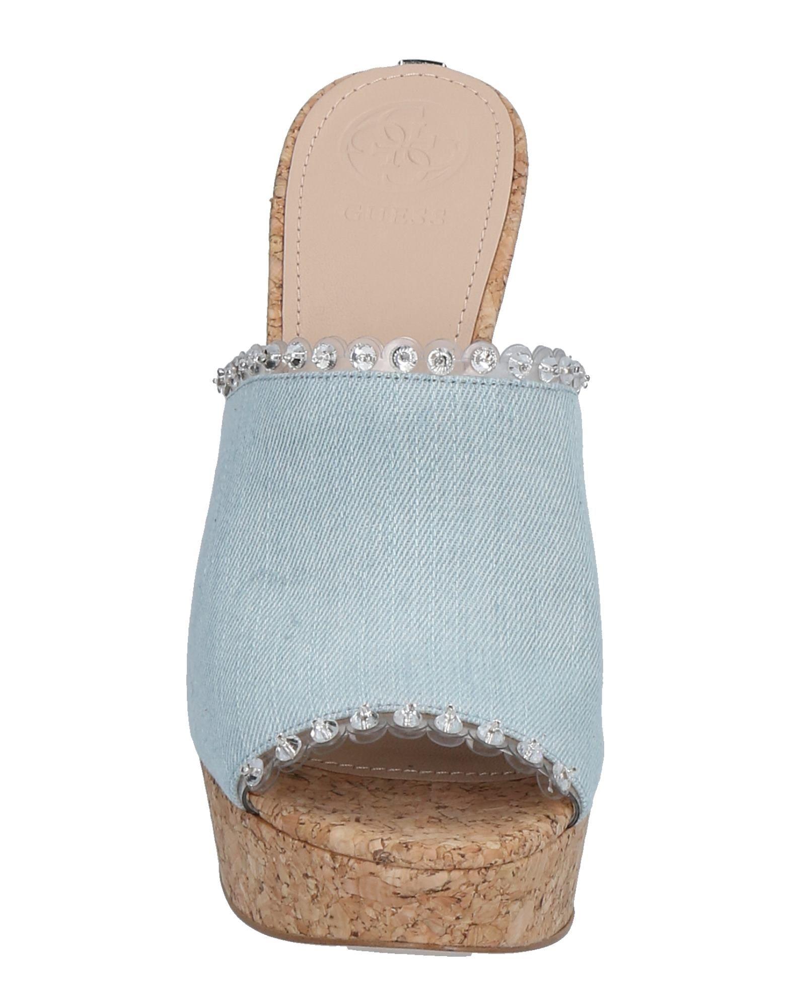 Gut um Pantoletten billige Schuhe zu tragenGuess Pantoletten um Damen  11519697EN e8c499