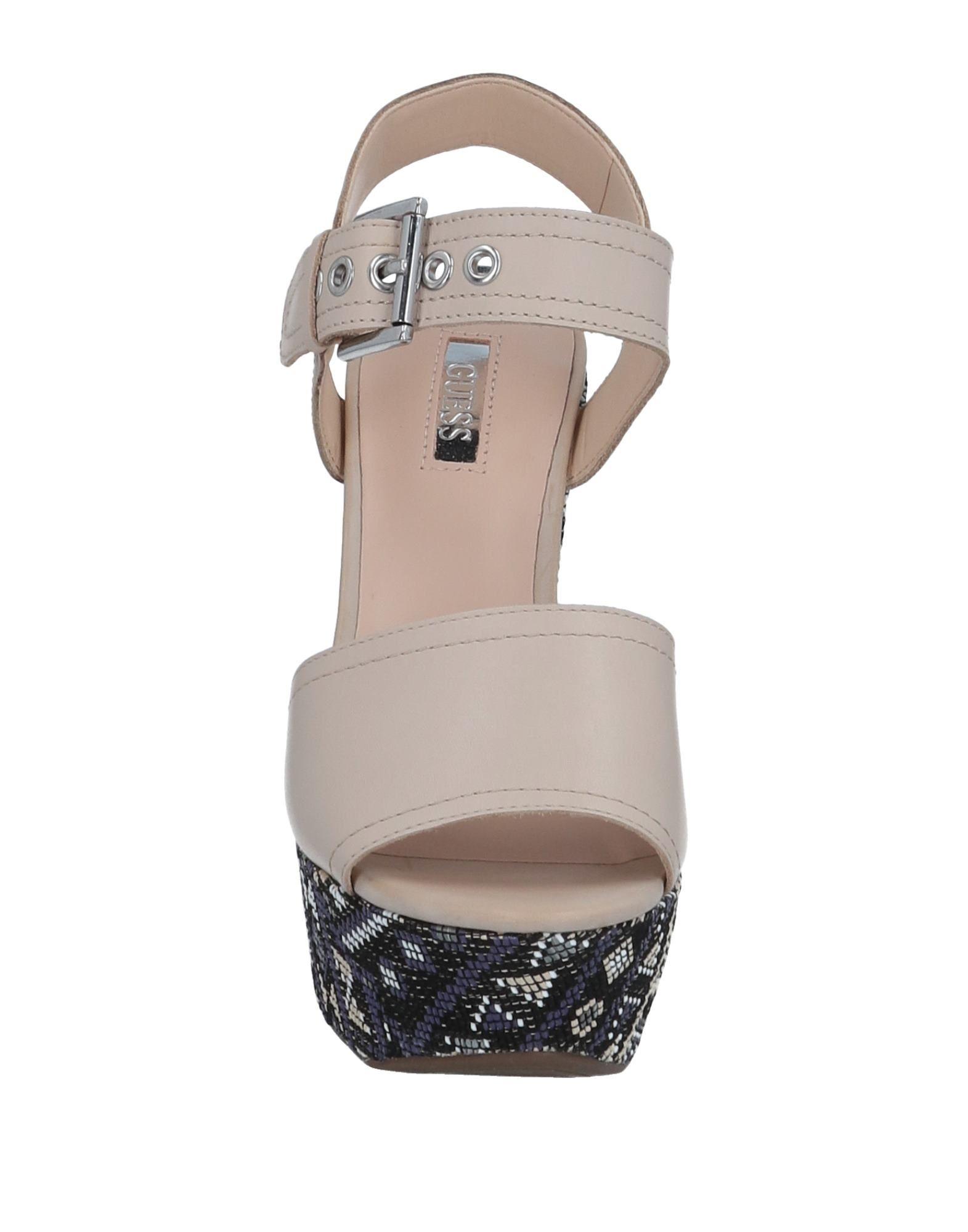 Stilvolle billige Schuhe Guess Sandalen Damen  11519715NV