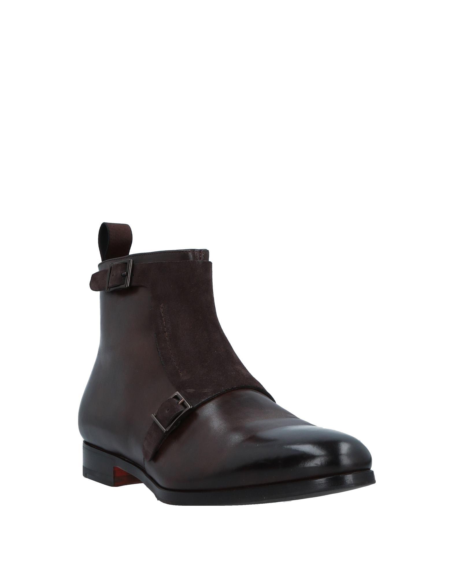 Santoni Stiefelette Herren  beliebte 11519773JK Gute Qualität beliebte  Schuhe 656cff