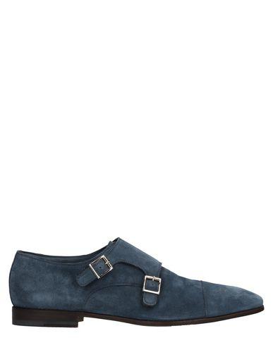 Zapatos con descuento Mocasín Santoni Hombre - Mocasines Santoni - 11519859DU Azul francés