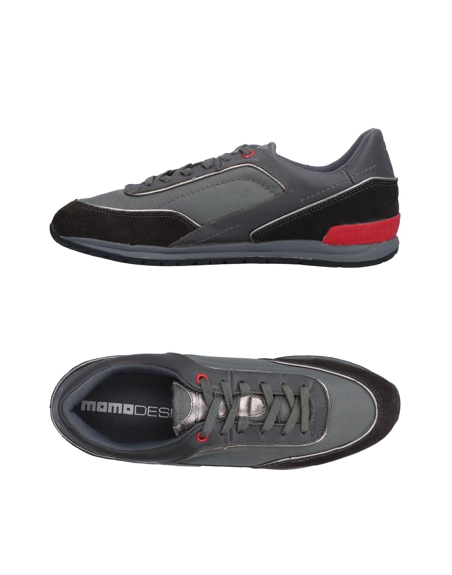 Rabatt echte Schuhe Momo Design Sneakers Herren  11519888KI