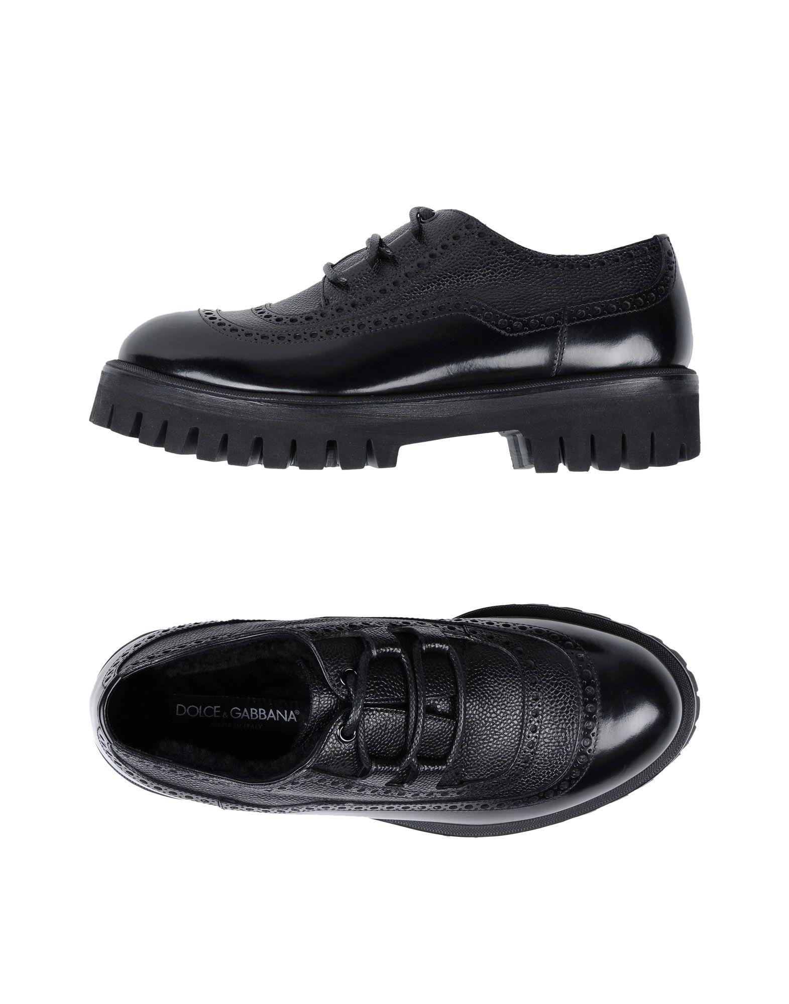 Dolce & Gabbana Schnürschuhe Herren  11519999HI Gute Qualität beliebte Schuhe