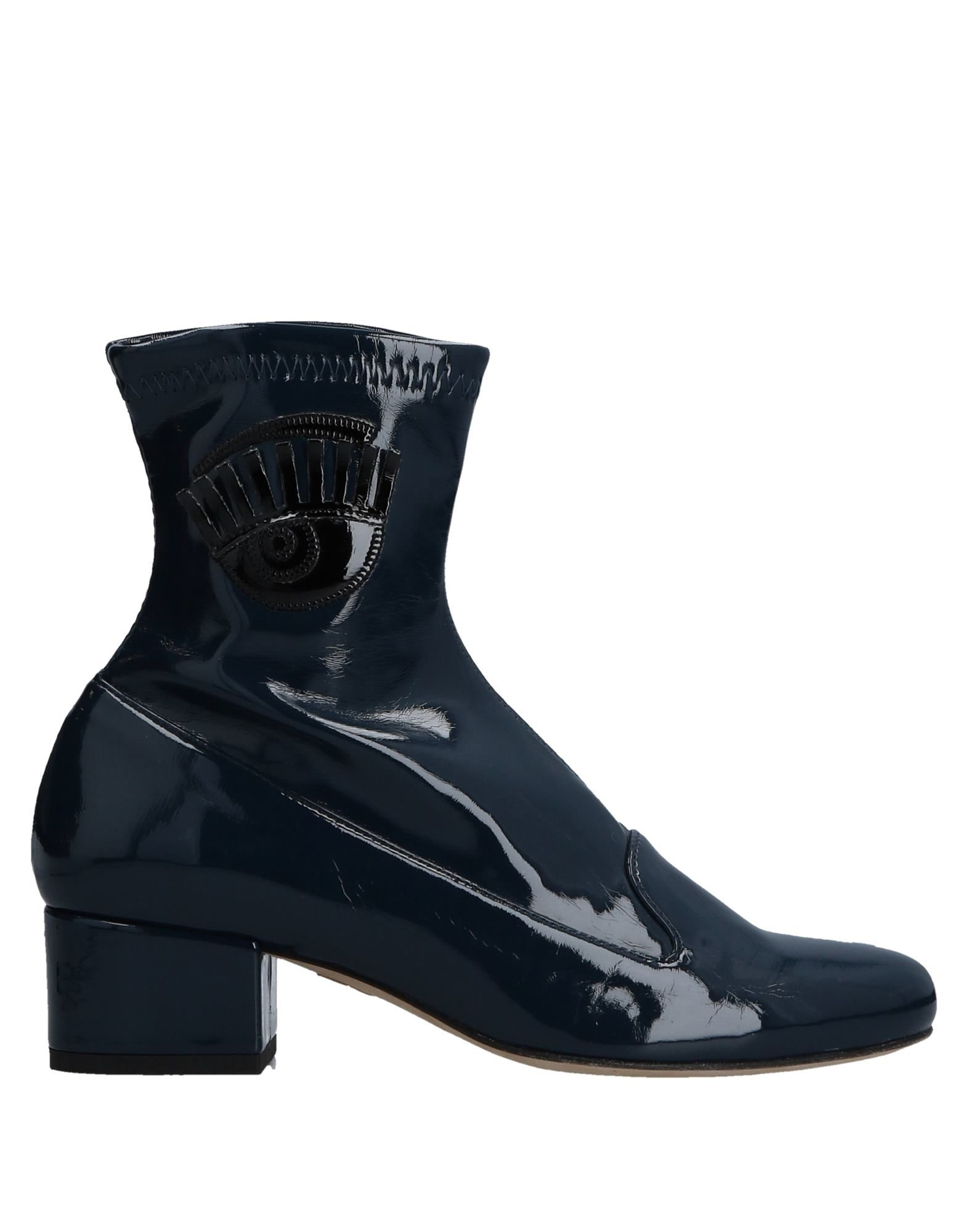 Rabatt Schuhe Chiara Ferragni Stiefelette Damen  11520152CO