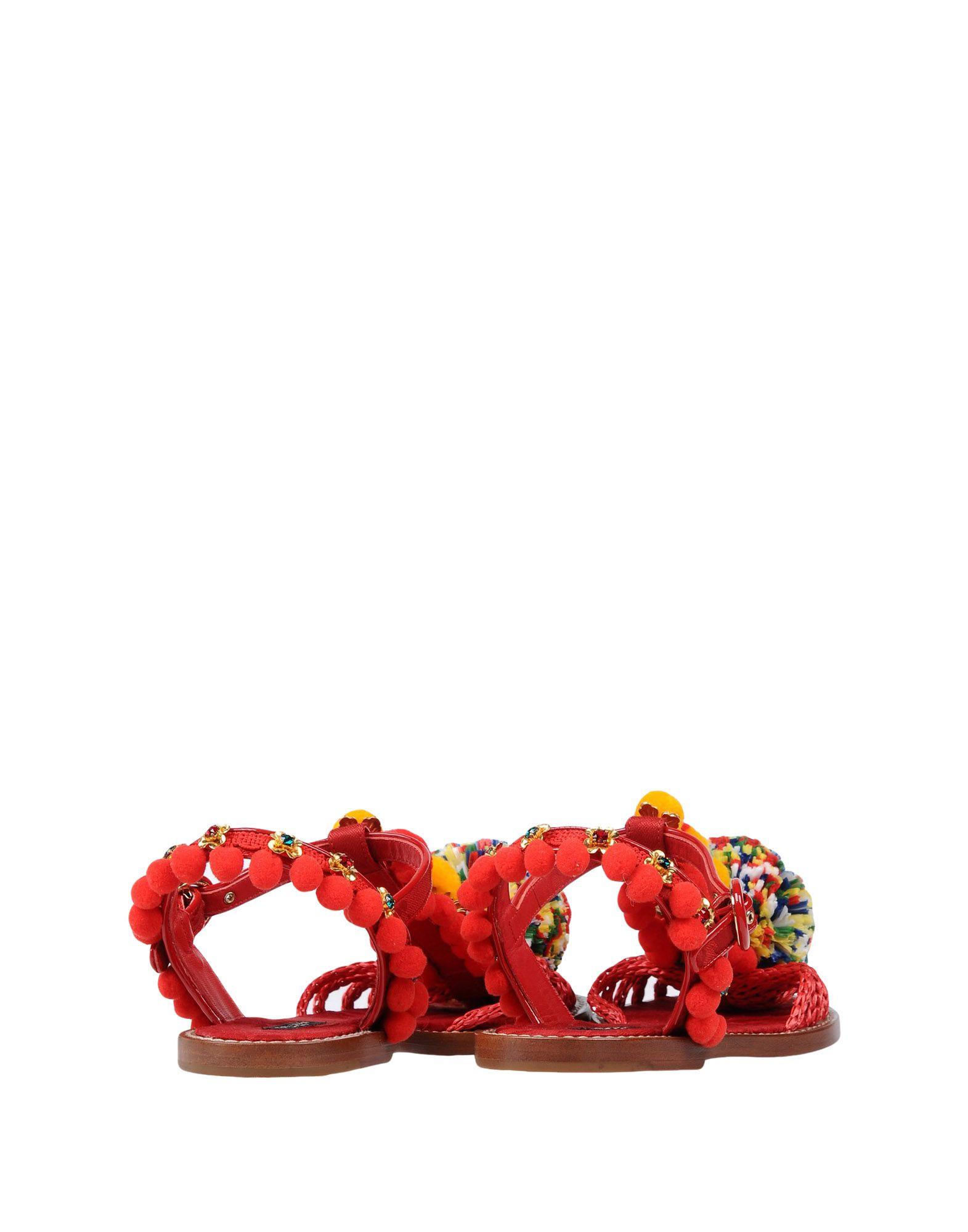 Dolce & Damen Gabbana Sandalen Damen & Gutes Preis-Leistungs-Verhältnis, es lohnt sich 650def