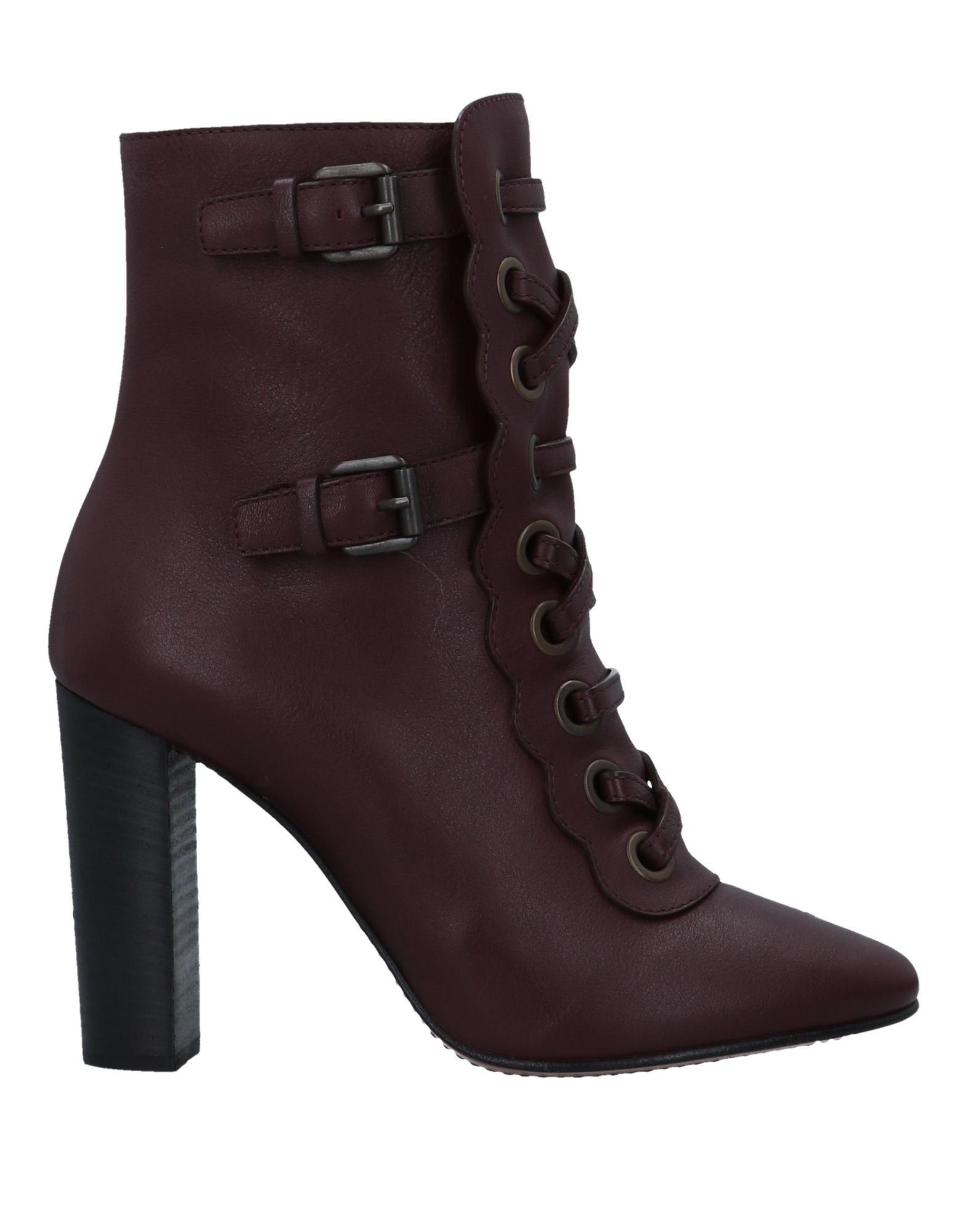 Chloé Stiefelette Damen  11520260PFGünstige gut aussehende Schuhe