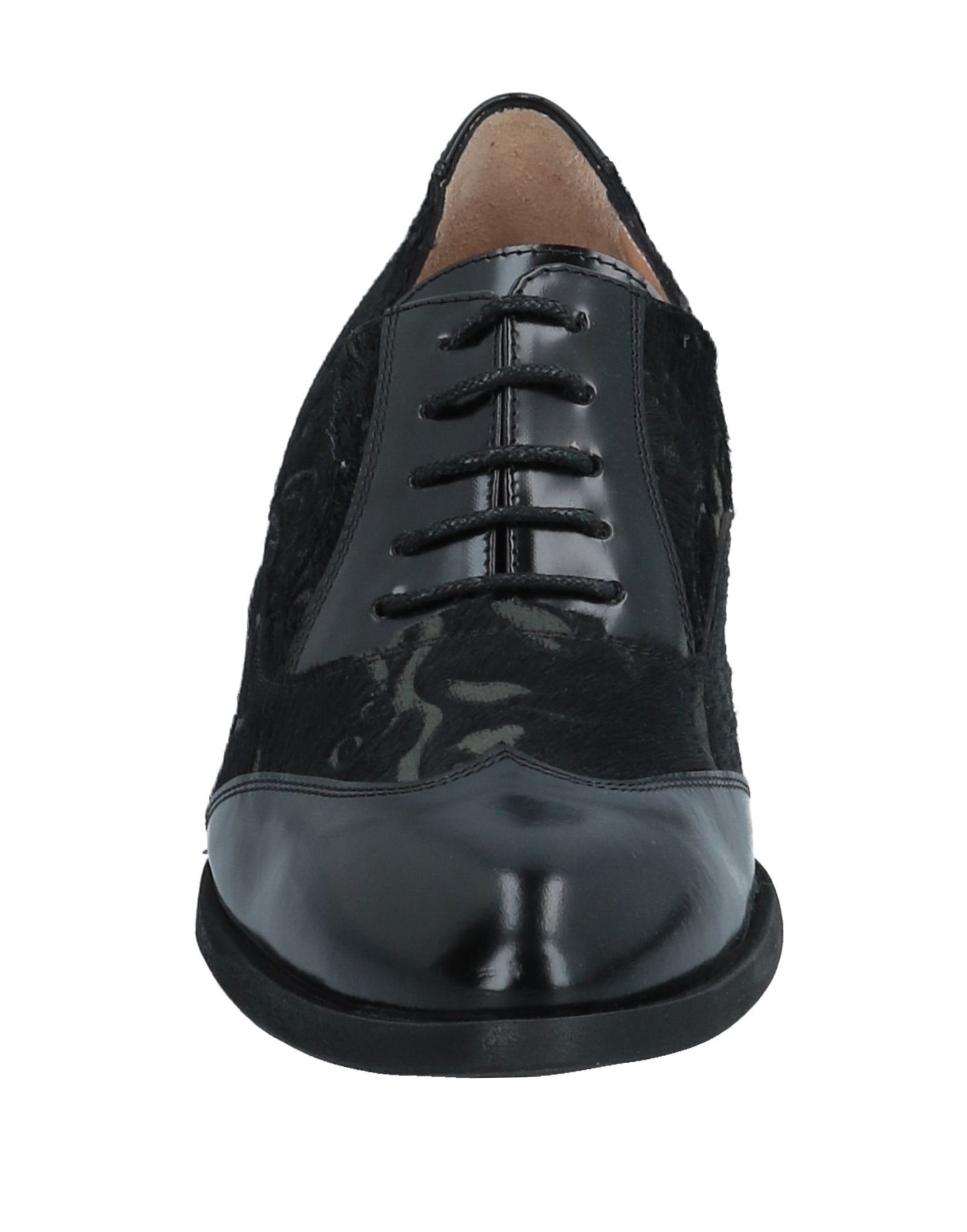 Stilvolle billige Schuhe F.Lli 11520287MR Bruglia Schnürschuhe Damen  11520287MR F.Lli 000e12