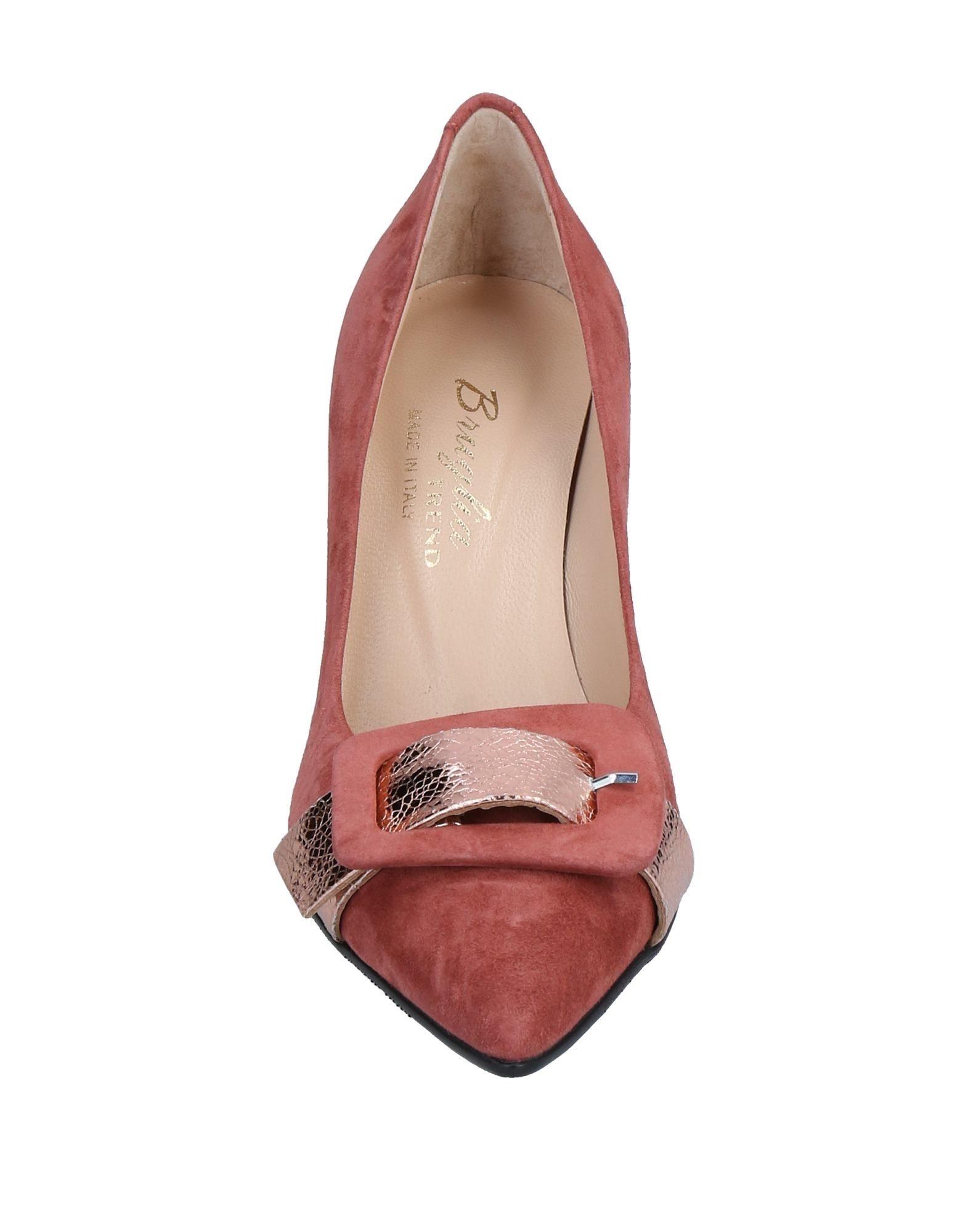 F.Lli Bruglia Pumps Damen  11520315TGGut aussehende strapazierfähige Schuhe