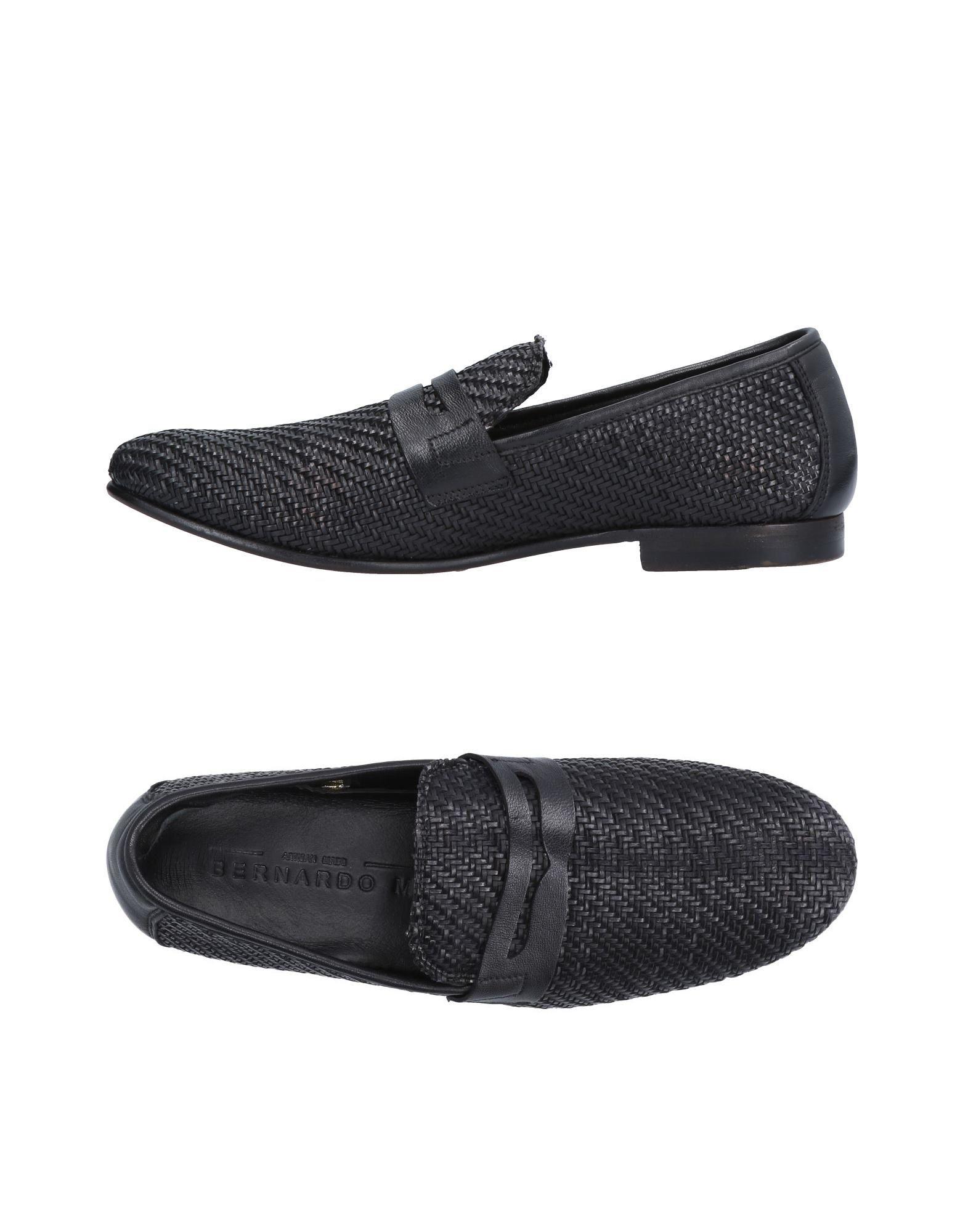 Rabatt echte Schuhe Bernardo M Mokassins Herren  11520330DK