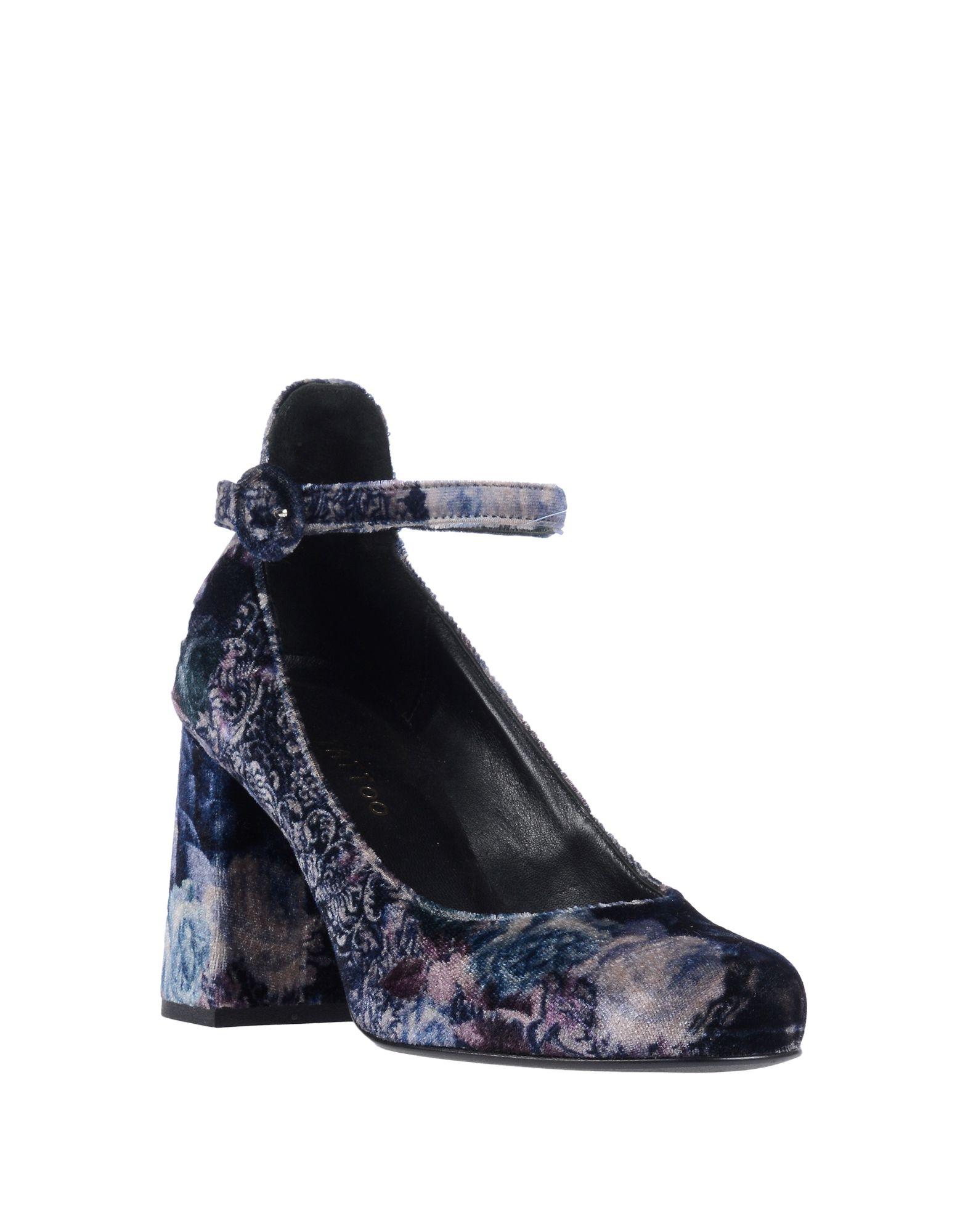 Stilvolle billige Schuhe 11520341AC Tattoo Pumps Damen  11520341AC Schuhe 8070c6