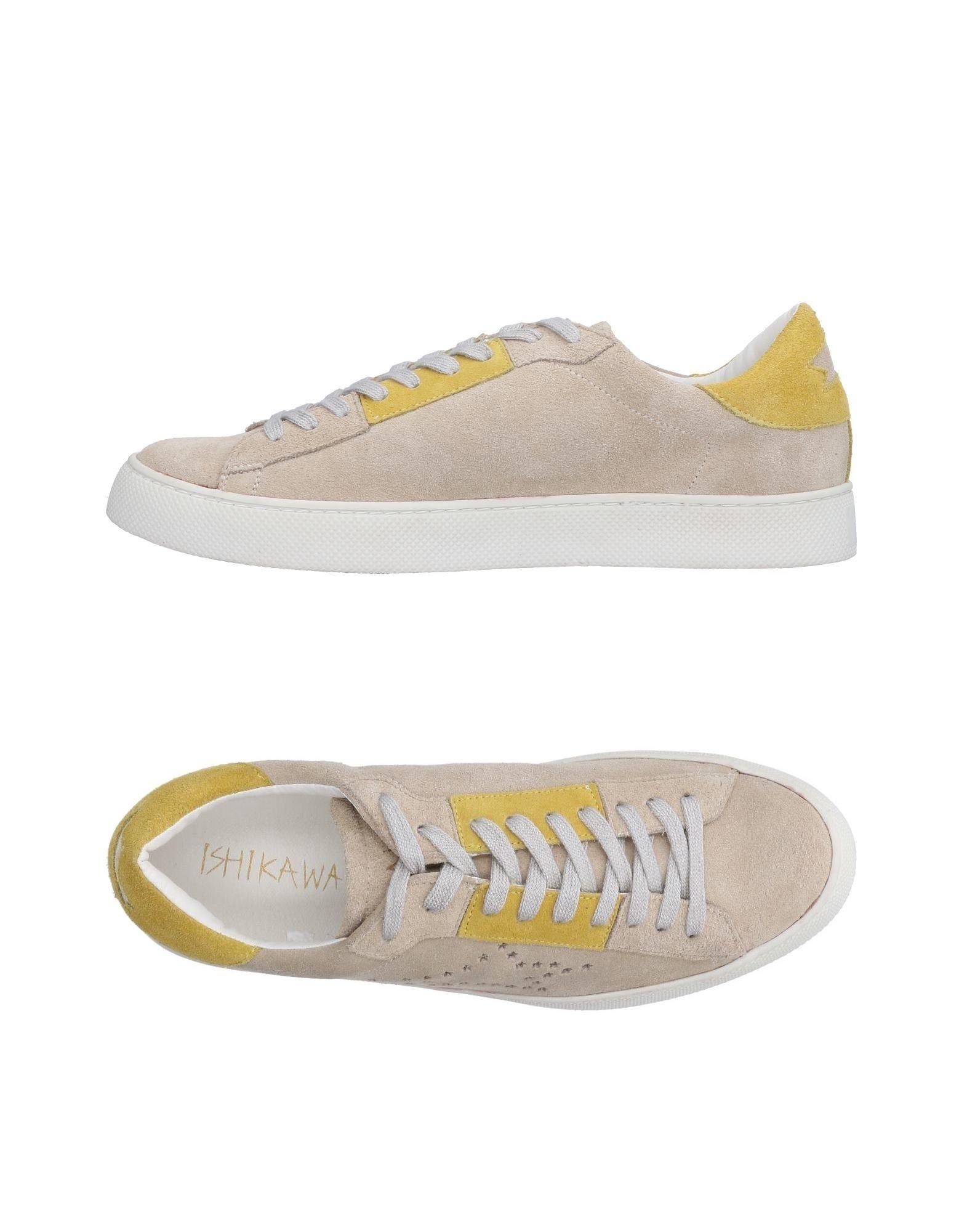 Sneakers Ishikawa Uomo - 11520345DB elegante