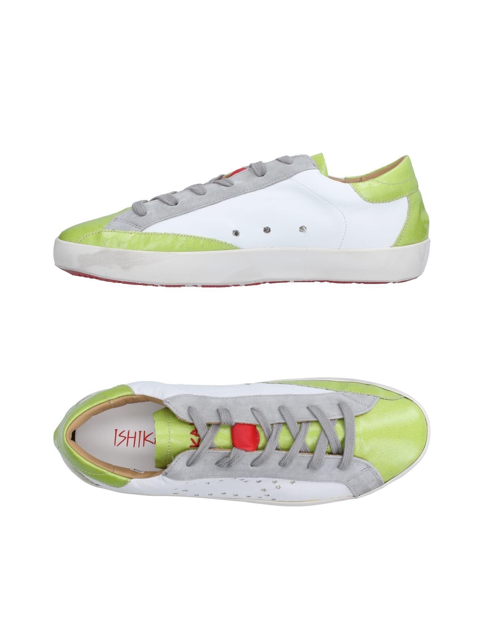 Moda Sneakers Ishikawa Ishikawa Sneakers Uomo - 11520401XL 5f53e3