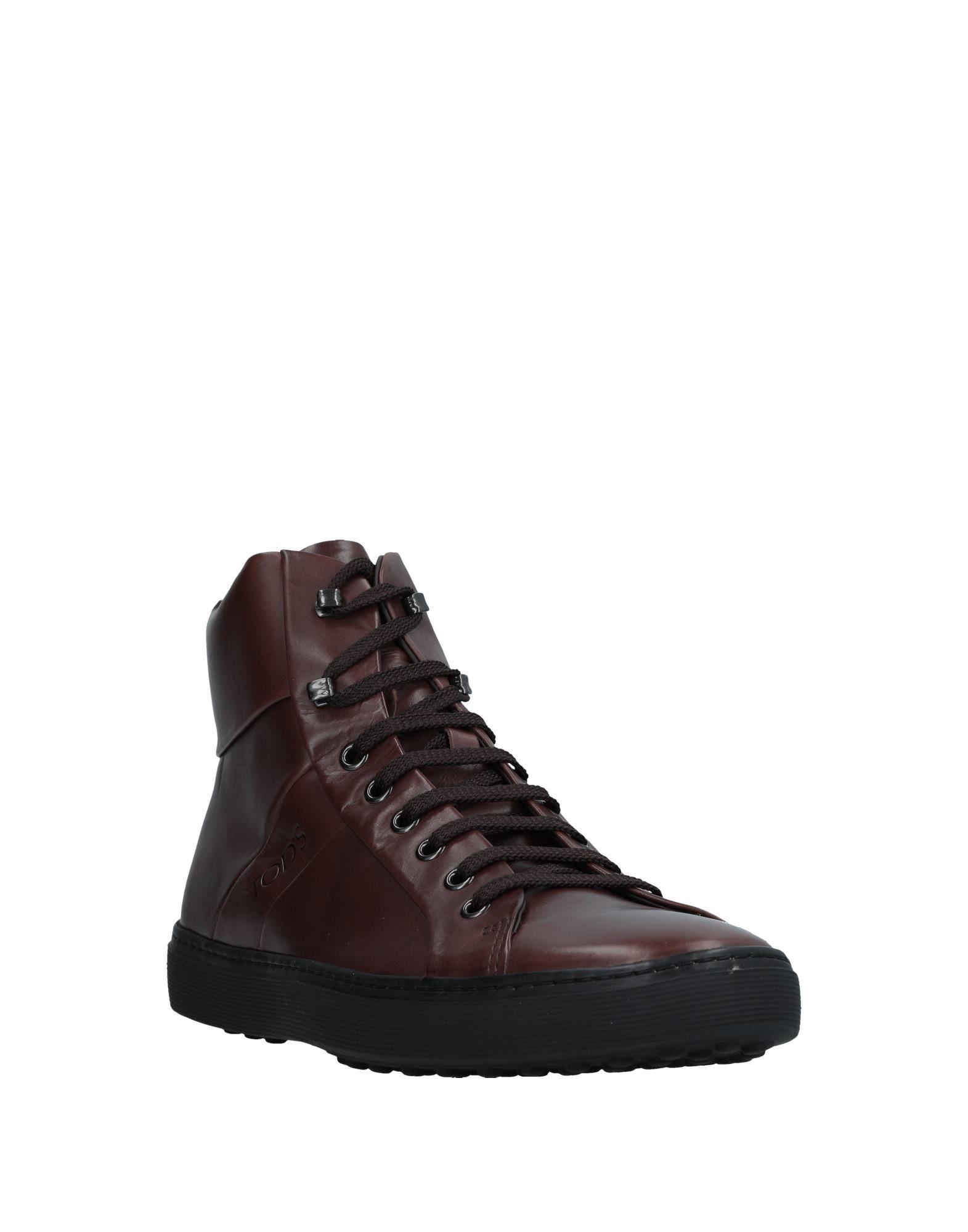Tod's Sneakers Herren Qualität  11520404OO Gute Qualität Herren beliebte Schuhe 973e80