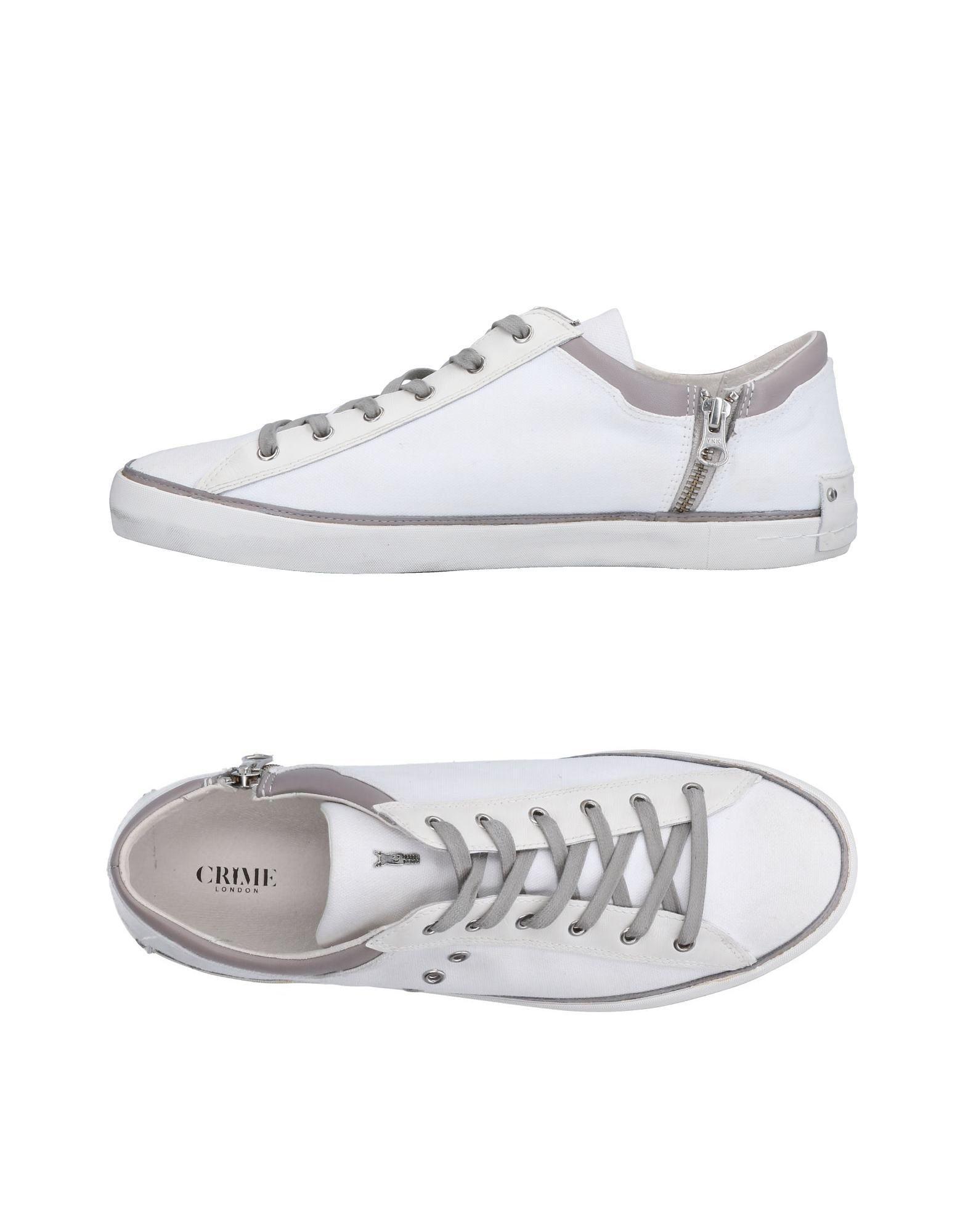 Crime London Sneakers Herren  11520409FC
