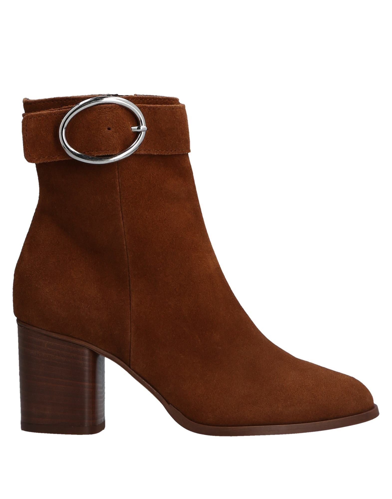 Bottine Gusto Femme - Bottines Gusto Noir Chaussures casual sauvages