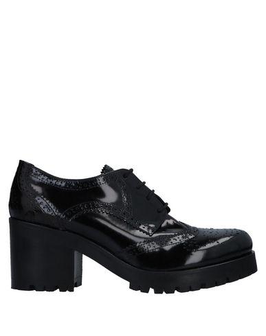 Zapato De Cordones Strategia Mujer - Zapatos De Cordones Strategia - 11520418XO Negro