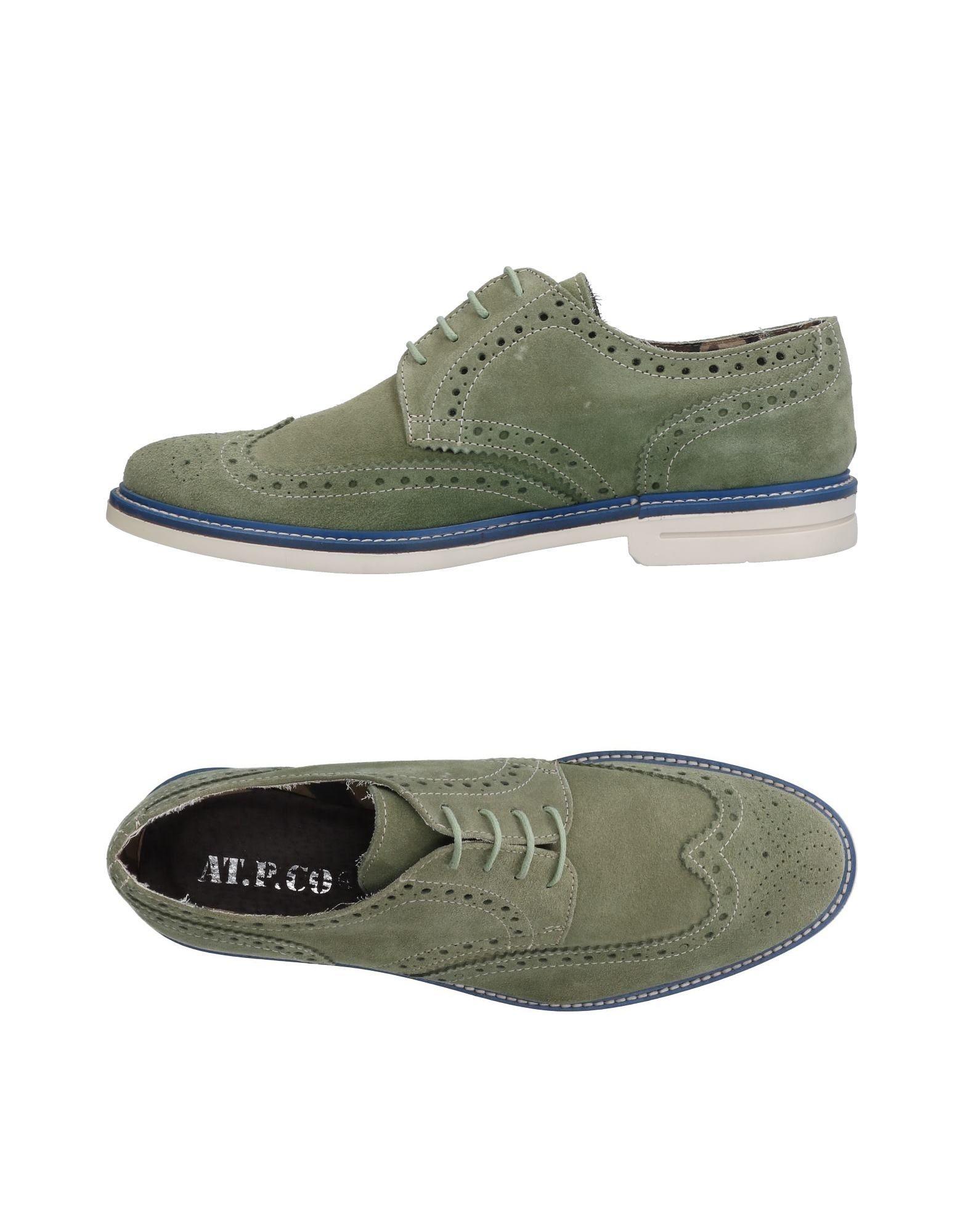 Rabatt echte Schuhe At.P.Co Schnürschuhe Herren  11520606KX