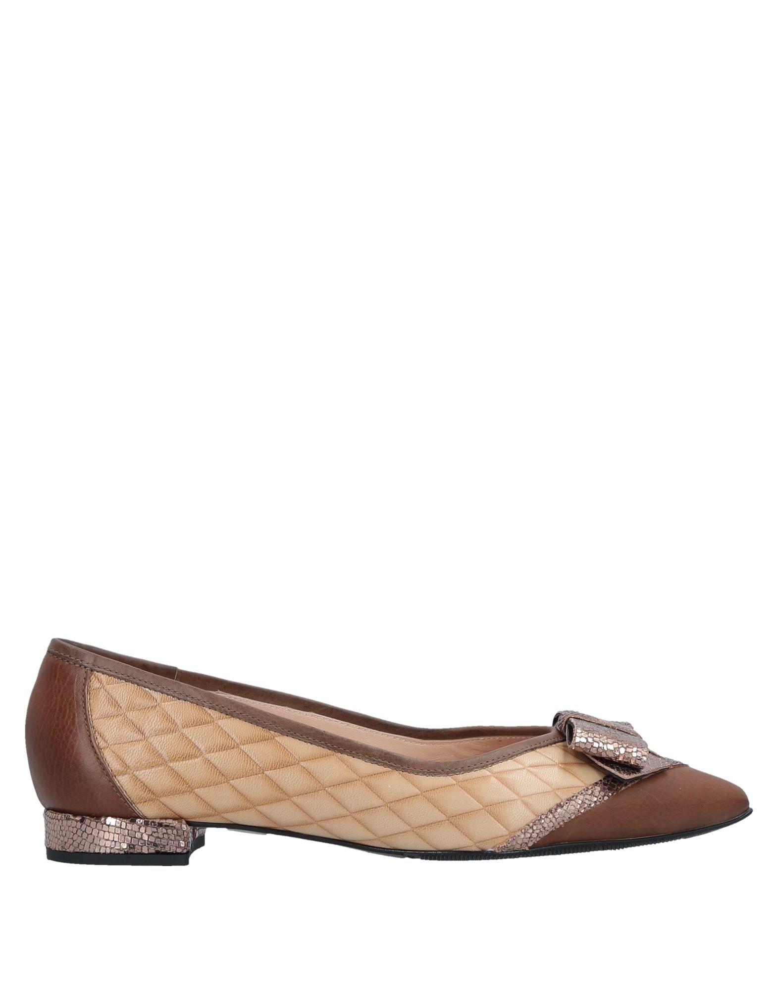 F.Lli 11520623IRGut Bruglia Ballerinas Damen  11520623IRGut F.Lli aussehende strapazierfähige Schuhe 0a79c6
