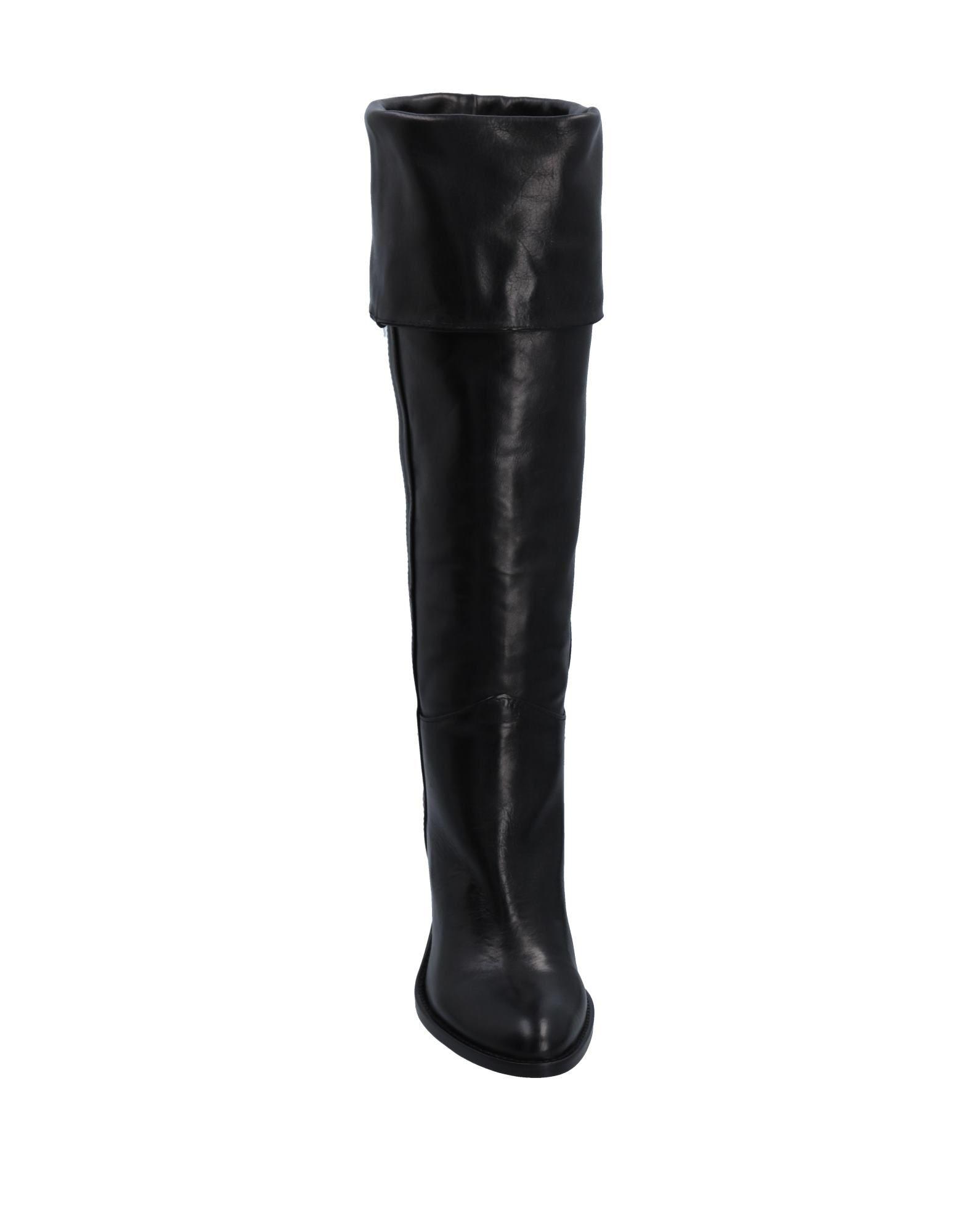 Rabatt Schuhe Lena Milos Stiefel Damen  11520628CI